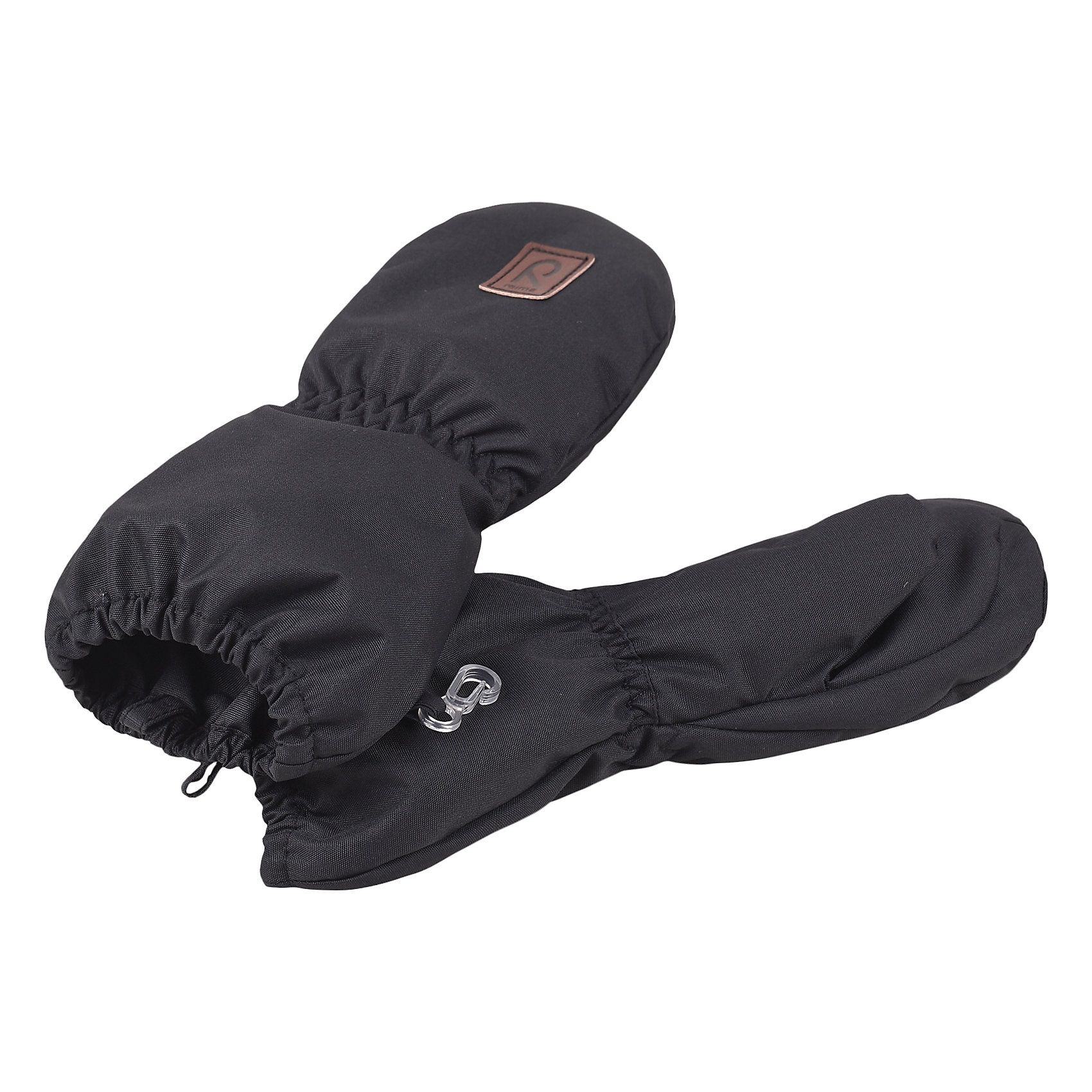 Варежки Huiske для мальчика ReimaВарежки  Reima<br>Варежки для малышей. Водонепроницаемый материал, вставки отсутствуют — товар не является водонепроницаемым. Водо- и ветронепроницаемый «дышащий» материал. Шерсть идеально поддерживает температуру. Теплая подкладка из ткани из смеси шерсти. Средняя степень утепления. Логотип Reima® спереди.<br>Утеплитель: Reima® Comfortinsulation,80 g<br>Уход:<br>Стирать по отдельности. Стирать моющим средством, не содержащим отбеливающие вещества. Полоскать без специального средства. Сушить при низкой температуре. <br>Состав:<br>100% Полиамид, полиуретановое покрытие<br><br>Ширина мм: 162<br>Глубина мм: 171<br>Высота мм: 55<br>Вес г: 119<br>Цвет: черный<br>Возраст от месяцев: 6<br>Возраст до месяцев: 18<br>Пол: Мужской<br>Возраст: Детский<br>Размер: 1,0,2<br>SKU: 4777337