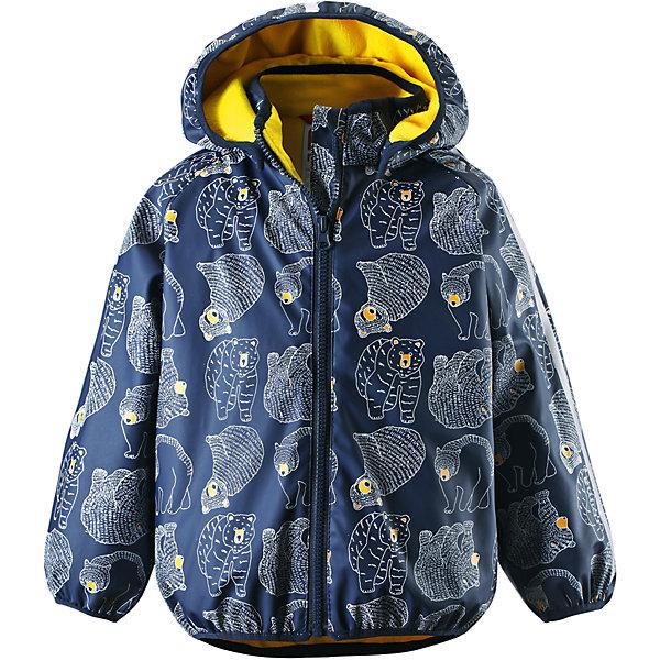 Плащ-дождевик Koski для мальчика ReimaВерхняя одежда<br>Плащ-дождевик  Reima<br>Куртка-дождевик для детей. Запаянные швы, не пропускающие влагу. Эластичный материал. Без ПХВ. Мягкая теплая подкладка из флиса. Безопасный, съемный капюшон. Эластичная резинка на кромке капюшона, манжетах и подоле. Молния спереди. Принт по всей поверхности. Безопасные светоотражающие детали.<br>Уход:<br>Стирать по отдельности, вывернув наизнанку. Застегнуть молнии и липучки. Стирать моющим средством, не содержащим отбеливающие вещества. Полоскать без специального средства. Во избежание изменения цвета изделие необходимо вынуть из стиральной машинки незамедлительно после окончания программы стирки. Сушить при низкой температуре.<br>Состав:<br>100% Полиамид, полиуретановое покрытие<br><br>Ширина мм: 356<br>Глубина мм: 10<br>Высота мм: 245<br>Вес г: 519<br>Цвет: синий<br>Возраст от месяцев: 18<br>Возраст до месяцев: 24<br>Пол: Мужской<br>Возраст: Детский<br>Размер: 92,110,116,104,98,128,86,122<br>SKU: 4777824