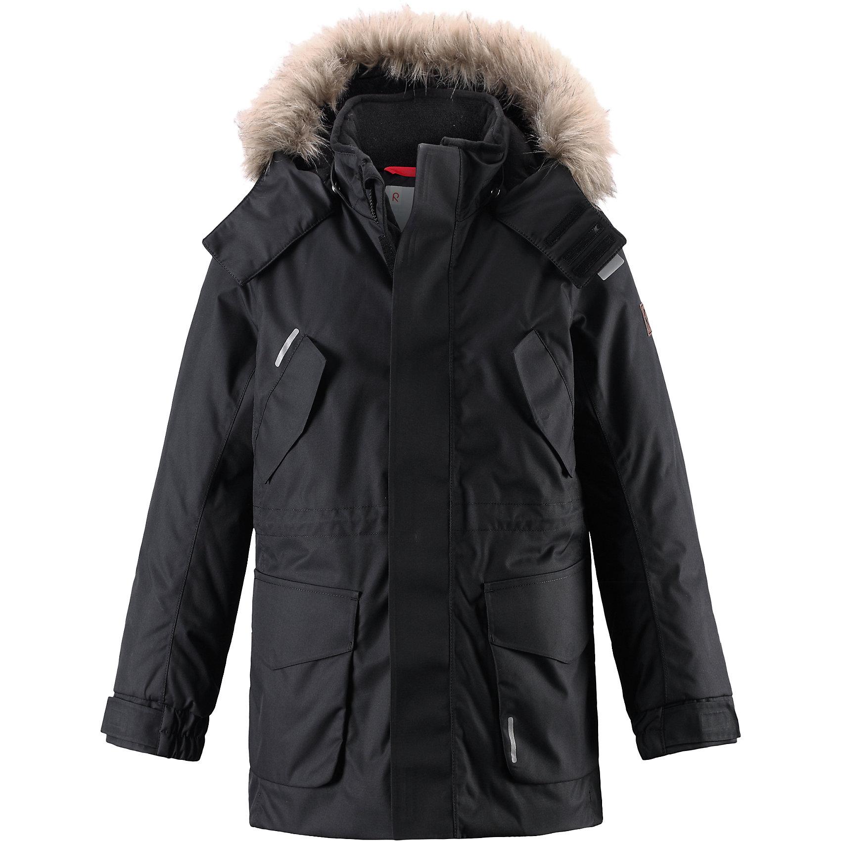 Reima Куртка Naapuri для мальчика Reimatec® Reima куртка детская reima reimatec naapuri цвет черный 5312999990 размер 116