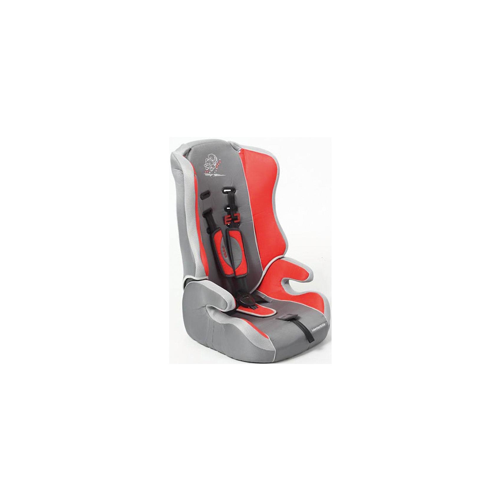 Автокресло STAR 9-36 кг., Leader kids, Aero Red серый/красныйАвтокресло - необходимый атрибут современной семьи, в которой есть машина. Это высокотехнологичное надежное автокресло позволит перевозить ребенка, не беспокоясь при этом о его безопасности. Оно предназначено для предназначено для детей весом от 9 до 36 килограмм. Такое кресло обеспечит малышу не только безопасность, но и удобство (регулируемая высота спинки и анатомическая форма). Ребенок надежно фиксируется в кресле и ездит с комфортом. Съемная спинка позволяет удобно хранить и транспортировать кресло. После ее демонтажа кресло превращается в бустер (автомобильное сидение) для детей постарше.<br>Автокресло устанавливают по ходу движения. Такое кресло дает возможность свободно путешествовать, ездить в гости и при этом  быть рядом с малышом. Конструкция - очень удобная и прочная. Изделие произведено из качественных и безопасных для малышей материалов, оно соответствуют всем современным требованиям безопасности. Кресло отлично показало себя на краш-тестах.<br> <br>Дополнительная информация:<br><br>цвет: красный, серый;<br>материал: текстиль, пластик;<br>вес ребенка: от 9 до 36 кг;<br>крепление автомобильным ремнем;<br>размер: 65х40х47 см;<br>внутренние ремни - пятиточечные, с мягкими накладками;<br>вес: 4.8 кг;<br>дополнительная защита от боковых ударов;<br>съемный чехол;<br>соответствие стандартам ECE R44/04.<br><br>Автокресло STAR 9-36 кг., Leader kids, Aero Red серый/красный от компании Leader kids можно купить в нашем магазине.<br><br>Ширина мм: 890<br>Глубина мм: 740<br>Высота мм: 430<br>Вес г: 4800<br>Возраст от месяцев: 12<br>Возраст до месяцев: 144<br>Пол: Унисекс<br>Возраст: Детский<br>SKU: 4778438