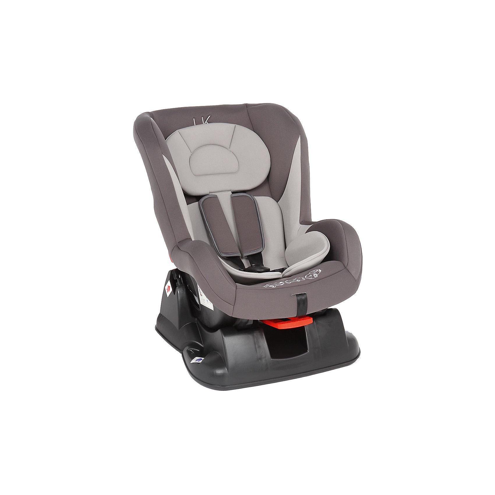 Автокресло RALLY 0-18 кг., Leader kids, серый/св.серыйАвтокресло - необходимый атрибут современной семьи, в которой есть машина. Это высокотехнологичное автокресло позволит перевозить ребенка, не беспокоясь при этом о его безопасности. Оно предназначено для предназначено для детей весом до 18 килограмм. Такое кресло обеспечит малышу не только безопасность, но и удобство (регулируемый наклон спинки и анатомическая форма). Ребенок надежно фиксируется в кресле и ездит с комфортом.<br>Автокресло устанавливают по ходу движения или против. Такое кресло дает возможность свободно путешествовать, ездить в гости и при этом  быть рядом с малышом. Конструкция - очень удобная и прочная. Изделие произведено из качественных и безопасных для малышей материалов, оно соответствуют всем современным требованиям безопасности. Кресло отлично показало себя на краш-тестах.<br> <br>Дополнительная информация:<br><br>цвет: серый;<br>материал: текстиль, пластик;<br>вес ребенка: до 18 кг;<br>глубокие боковины и подголовник;<br>анатомическая подушка;<br>внутренние ремни - пятиточечные, с мягкими накладками;<br>регулировка высоты внутренних ремней;<br>регулировка наклона спинки;<br>установка: спиной или лицом вперед;<br>дополнительная защита от боковых ударов;<br>съемный чехол;<br>соответствие стандартам ECE R44/04.<br><br>Автокресло RALLY 0-18 кг., серый/св.серый от компании Leader kids можно купить в нашем магазине.<br><br>Ширина мм: 910<br>Глубина мм: 510<br>Высота мм: 420<br>Вес г: 5500<br>Возраст от месяцев: 0<br>Возраст до месяцев: 48<br>Пол: Унисекс<br>Возраст: Детский<br>SKU: 4778457