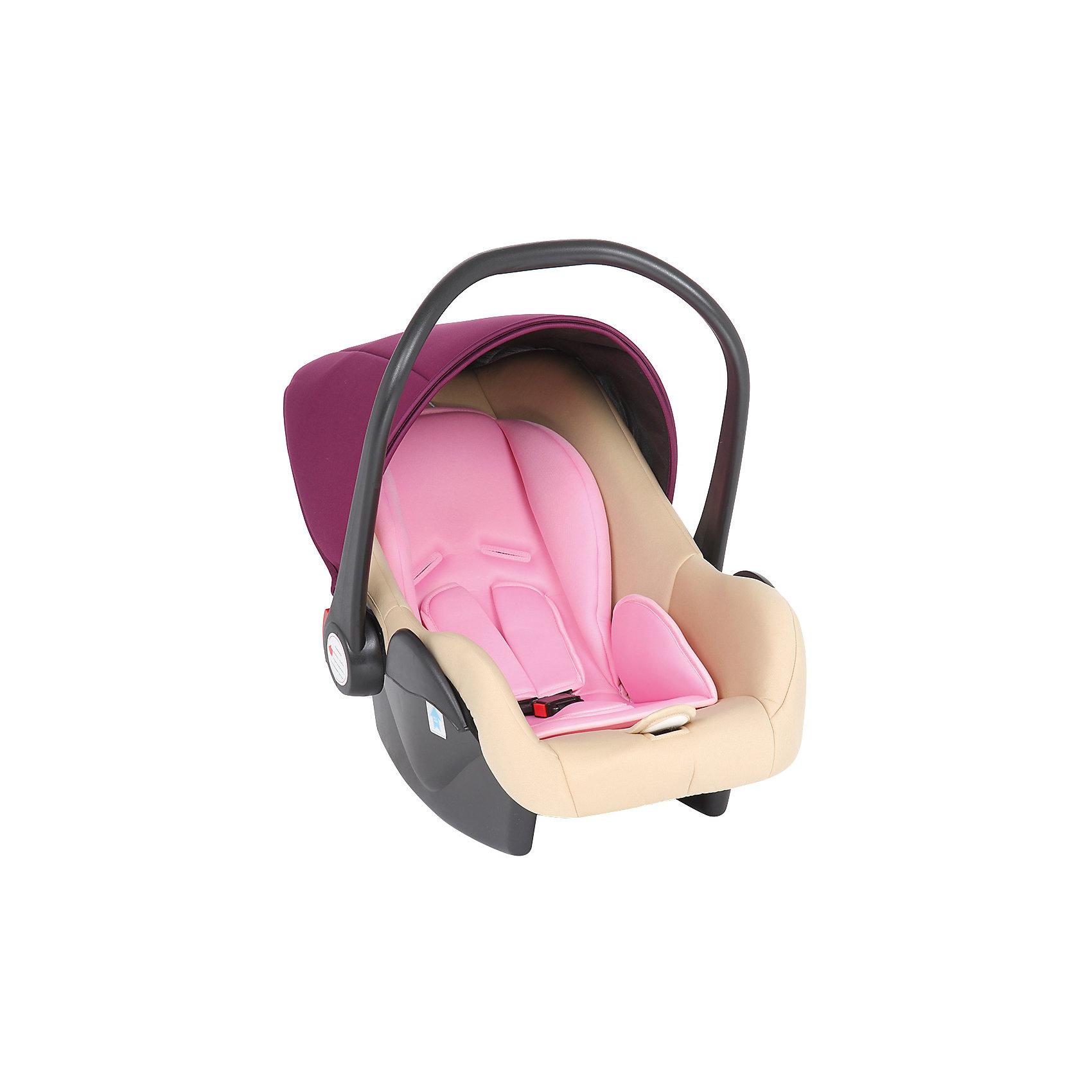 Автокресло Baby Leader Comfort, 0-13 кг., Leader kids, бежевый/розовыйНадежное автокресло - необходимый атрибут современной семьи, в которой есть машина. Это высокотехнологичное автокресло позволит перевозить ребенка, не беспокоясь при этом о его безопасности. Оно предназначено для предназначено для детей весом до 13 килограмм. Такое кресло обеспечит малышу не только безопасность, но и удобство (козырек от солнца и анатомическая форма). Ребенок надежно фиксируется в кресле и ездит с комфортом.<br>Автокресло устанавливают против движения. Такое кресло дает возможность свободно путешествовать, ездить в гости и при этом  быть рядом с малышом. Конструкция - очень удобная и прочная. Изделие произведено из качественных и безопасных для малышей материалов, оно соответствуют всем современным требованиям безопасности. Кресло отлично показало себя на краш-тестах.<br> <br>Дополнительная информация:<br><br>цвет: бежевый, розовый;<br>материал: текстиль, пластик;<br>вес ребенка: до 13 кг;<br>мягкий подголовник;<br>анатомическая подушка;<br>внутренние ремни - трехточечные, с мягкими накладками;<br>регулировка высоты внутренних ремней;<br>ручка для переноски;<br>тент от солнца;<br>установка: спиной вперед;<br>дополнительная защита от боковых ударов;<br>съемный чехол;<br>соответствие стандартам ECE R44/04.<br><br>Автокресло Baby Leader Comfort, 0-13 кг.,бежевый/розовый от компании Leader kids можно купить в нашем магазине.<br><br>Ширина мм: 880<br>Глубина мм: 740<br>Высота мм: 450<br>Вес г: 2670<br>Возраст от месяцев: 0<br>Возраст до месяцев: 12<br>Пол: Женский<br>Возраст: Детский<br>SKU: 4778463