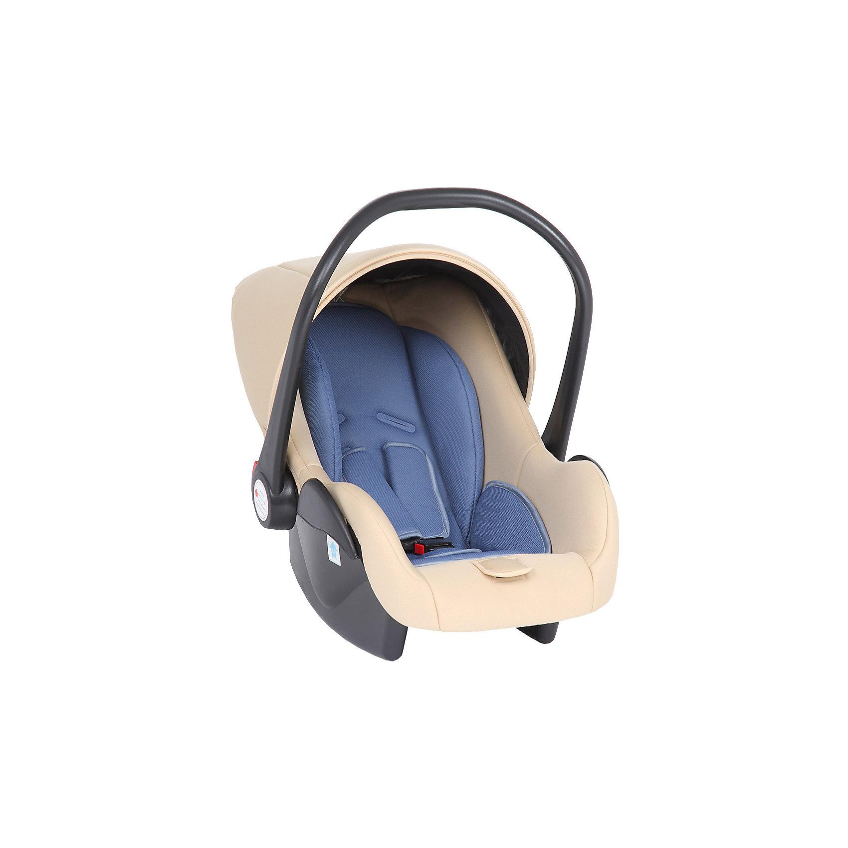 Автокресло Baby Leader Comfort, 0-13 кг., Leader kids, бежевый/голубойНадежное автокресло - необходимый атрибут современной семьи, в которой есть машина. Это высокотехнологичное автокресло позволит перевозить ребенка, не беспокоясь при этом о его безопасности. Оно предназначено для предназначено для детей весом до 13 килограмм. Такое кресло обеспечит малышу не только безопасность, но и удобство (козырек от солнца и анатомическая форма). Ребенок надежно фиксируется в кресле и ездит с комфортом.<br>Автокресло устанавливают против движения. Такое кресло дает возможность свободно путешествовать, ездить в гости и при этом  быть рядом с малышом. Конструкция - очень удобная и прочная. Изделие произведено из качественных и безопасных для малышей материалов, оно соответствуют всем современным требованиям безопасности. Кресло отлично показало себя на краш-тестах.<br> <br>Дополнительная информация:<br><br>цвет: бежевый, голубой;<br>материал: текстиль, пластик;<br>вес ребенка: до 13 кг;<br>мягкий подголовник;<br>анатомическая подушка;<br>внутренние ремни - трехточечные, с мягкими накладками;<br>регулировка высоты внутренних ремней;<br>ручка для переноски;<br>тент от солнца;<br>установка: спиной вперед;<br>дополнительная защита от боковых ударов;<br>съемный чехол;<br>соответствие стандартам ECE R44/04.<br><br>Автокресло Baby Leader Comfort, 0-13 кг., бежевый/голубой от компании Leader kids можно купить в нашем магазине.<br><br>Ширина мм: 880<br>Глубина мм: 740<br>Высота мм: 450<br>Вес г: 2670<br>Возраст от месяцев: 0<br>Возраст до месяцев: 12<br>Пол: Мужской<br>Возраст: Детский<br>SKU: 4778464