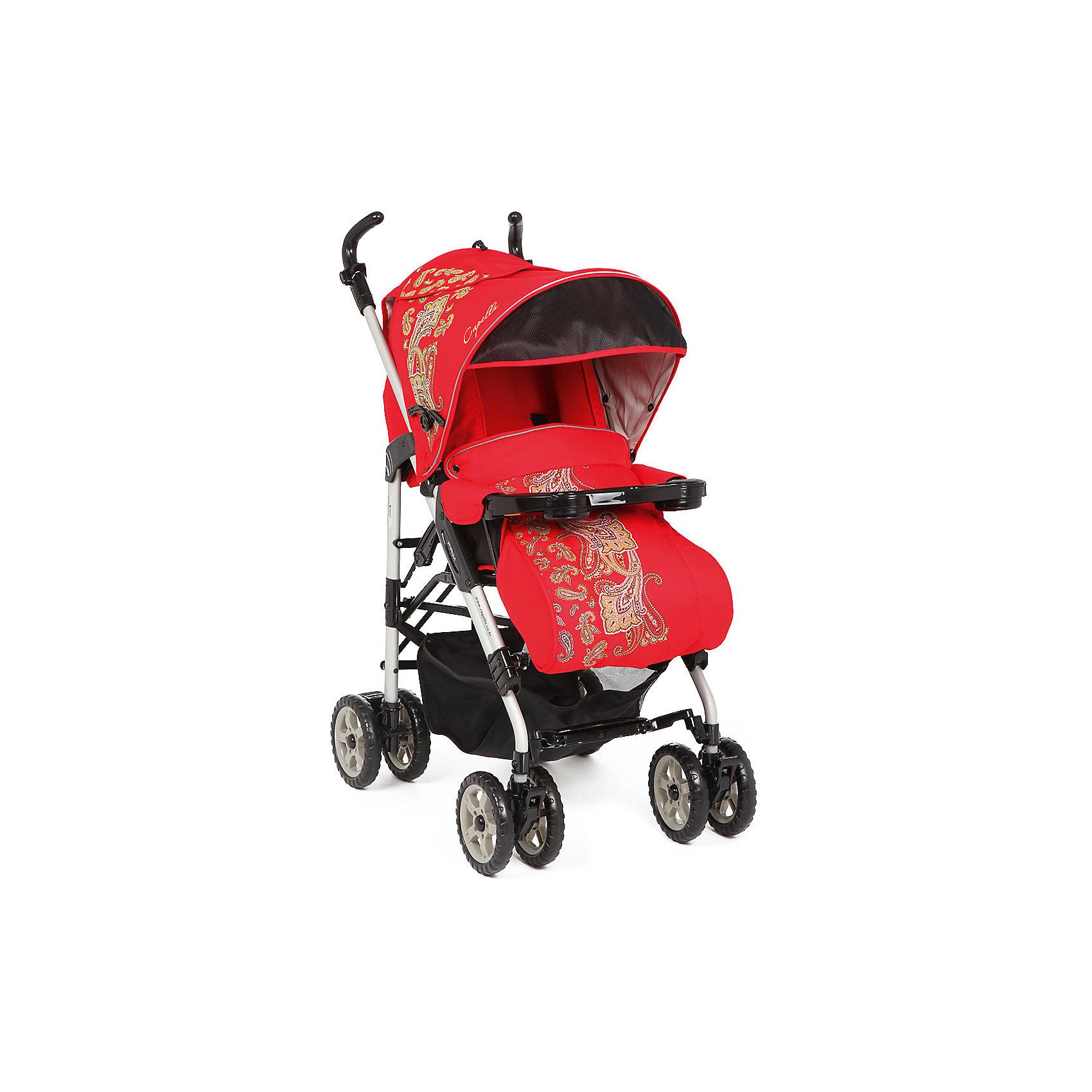 Коляска-трость Capella S-321, красныйКоляски-трости<br>Надежная и стильная прогулочная коляска выполнена в современном и удобном дизайне. Прочная и удобная коляска-трость позволит перевозить ребенка, не беспокоясь при этом о его безопасности. Приятный цвет коляски практичен и универсален. За счет продуманной формы колес и амортизации коляска отлично будет ехать как по не ровной дороге, так и по снегу. Коляска легкая и прочная.<br>Конструкция - очень устойчивая. Модель дополнена 5-точечными ремнями безопасности. Изделие произведено из качественных и безопасных для малышей материалов, оно соответствуют всем современным требованиям безопасности.<br><br>Дополнительная информация:<br><br>цвет: красный;<br>механизм складывания: трость; <br>возраст ребенка: от 6 месяцев;<br>вес коляски: 10,2 кг;<br>4 двойных колеса;<br>фиксация передних колес;<br>регулировка подножки по высоте;<br>ремни безопасности: пятиточечные;<br>регулировка ручки по высоте<br>дождевик;<br>москитная сетка;<br>раскладывается на 180 градусов;<br>положение лежа;<br>мягкая подвеска;<br>материал: пластик, металл, текстиль.<br><br>Прогулочную коляску S-321, красный от компании Capella можно купить в нашем магазине.<br><br>Ширина мм: 1000<br>Глубина мм: 530<br>Высота мм: 730<br>Вес г: 10000<br>Цвет: красный<br>Возраст от месяцев: 6<br>Возраст до месяцев: 36<br>Пол: Женский<br>Возраст: Детский<br>SKU: 4778515