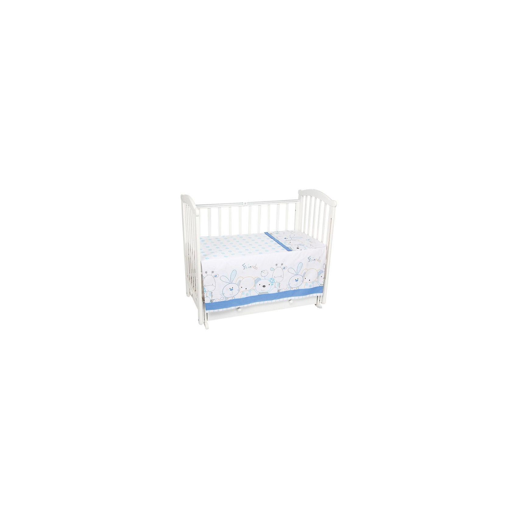 Постельное белье Сафари 3 пред., Leader kids, голубойУдобное правильно подобранное постельное белье - это залог крепкого сна ребенка и его хорошего самочувствия. Но постельное белье может при этом быть еще и красивым!<br>Этот набор выполнен из высококачественного гипоаллергенного материала - хлопка. Он приятен на ощупь, позволяет коже дышать, безопасен для детей. В этот комплект входит: простынь, наволочка, пододеяльник. Размер - стандартный, удобно заправляется. Изделие имеет приятную расцветку, декорировано симпатичным принтом. Подойдет к интерьеру различной расцветки.<br><br>Дополнительная информация:<br><br>материал: бязь (хлопок 100%);<br>наволочка: 40x60 см;<br>пододеяльник: 110x140 см;<br>простыня: 90x150 см;<br>принт;<br>цвет: голубой.<br><br>Постельное белье Сафари 3 пред. от компании Leader kids можно купить в нашем магазине.<br><br>Ширина мм: 370<br>Глубина мм: 200<br>Высота мм: 2700<br>Вес г: 1500<br>Возраст от месяцев: 0<br>Возраст до месяцев: 36<br>Пол: Мужской<br>Возраст: Детский<br>SKU: 4778541