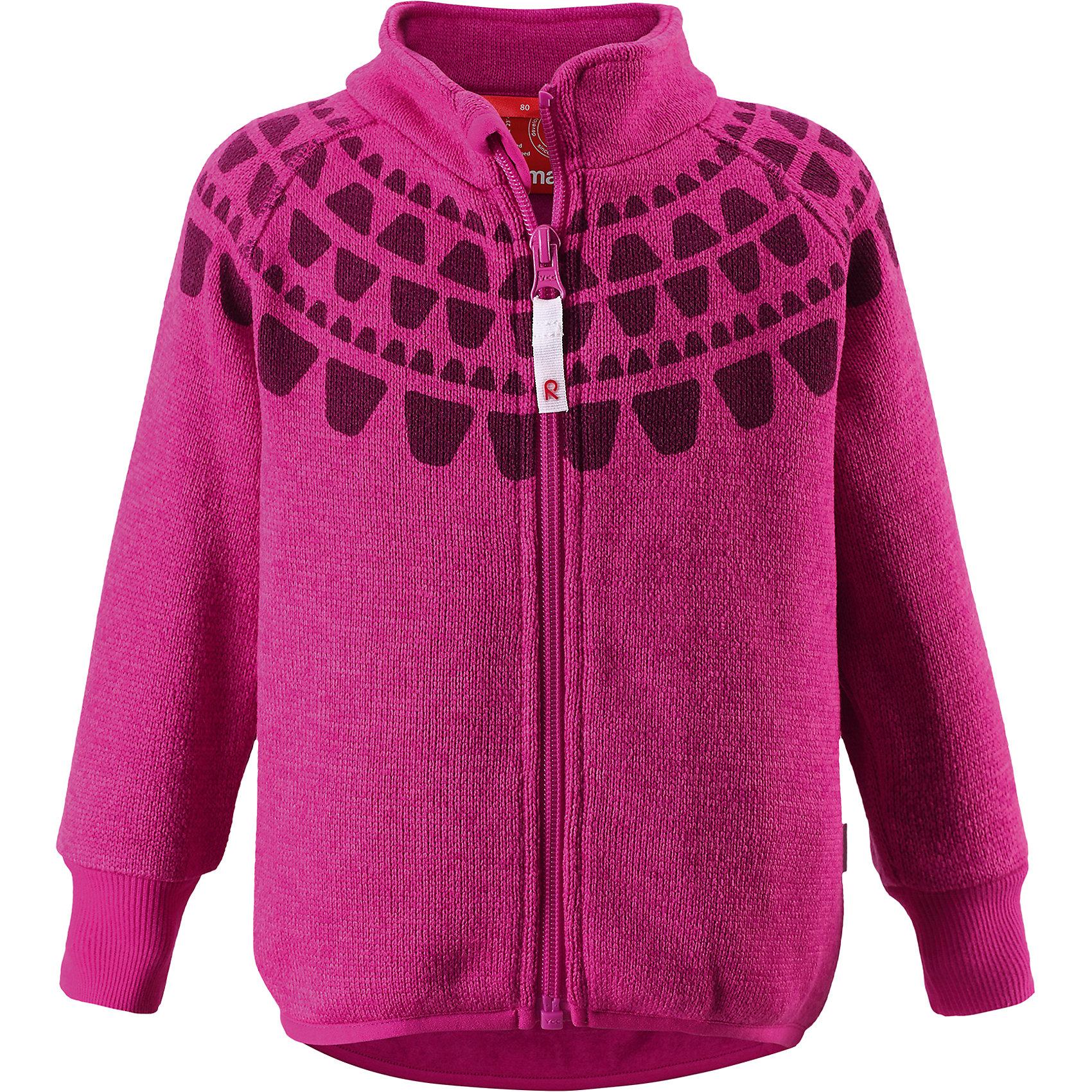 Куртка флисовая Ornament для девочки Reima
