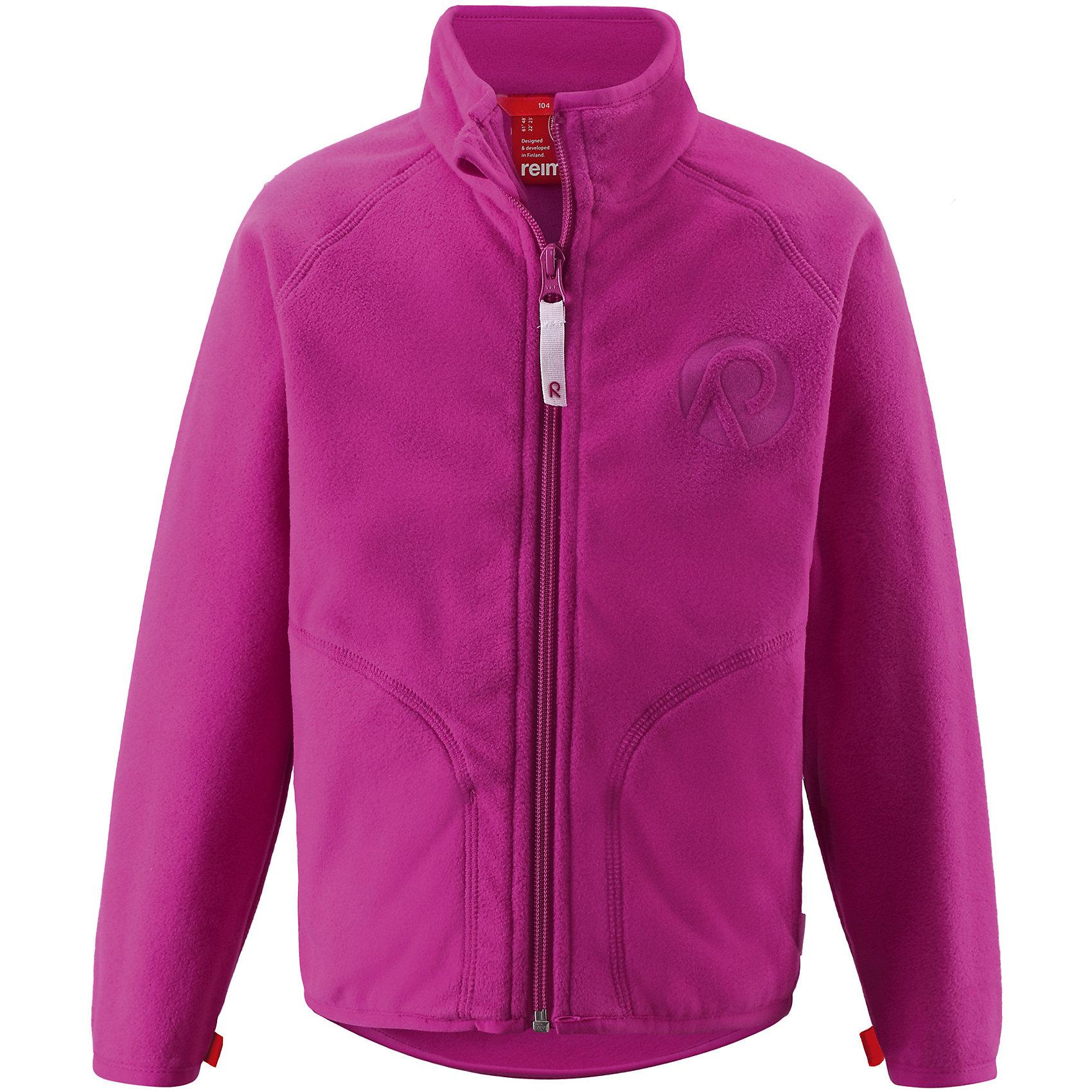 Reima Куртка флисовая Inrun для девочки Reima