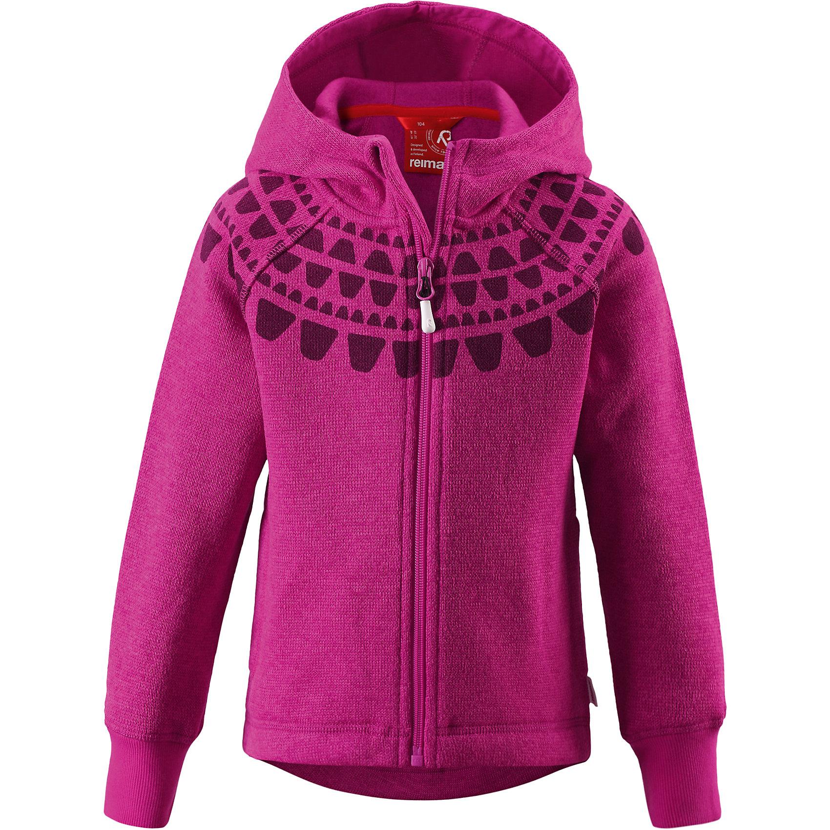 Reima Куртка флисовая Northern для девочки Reima
