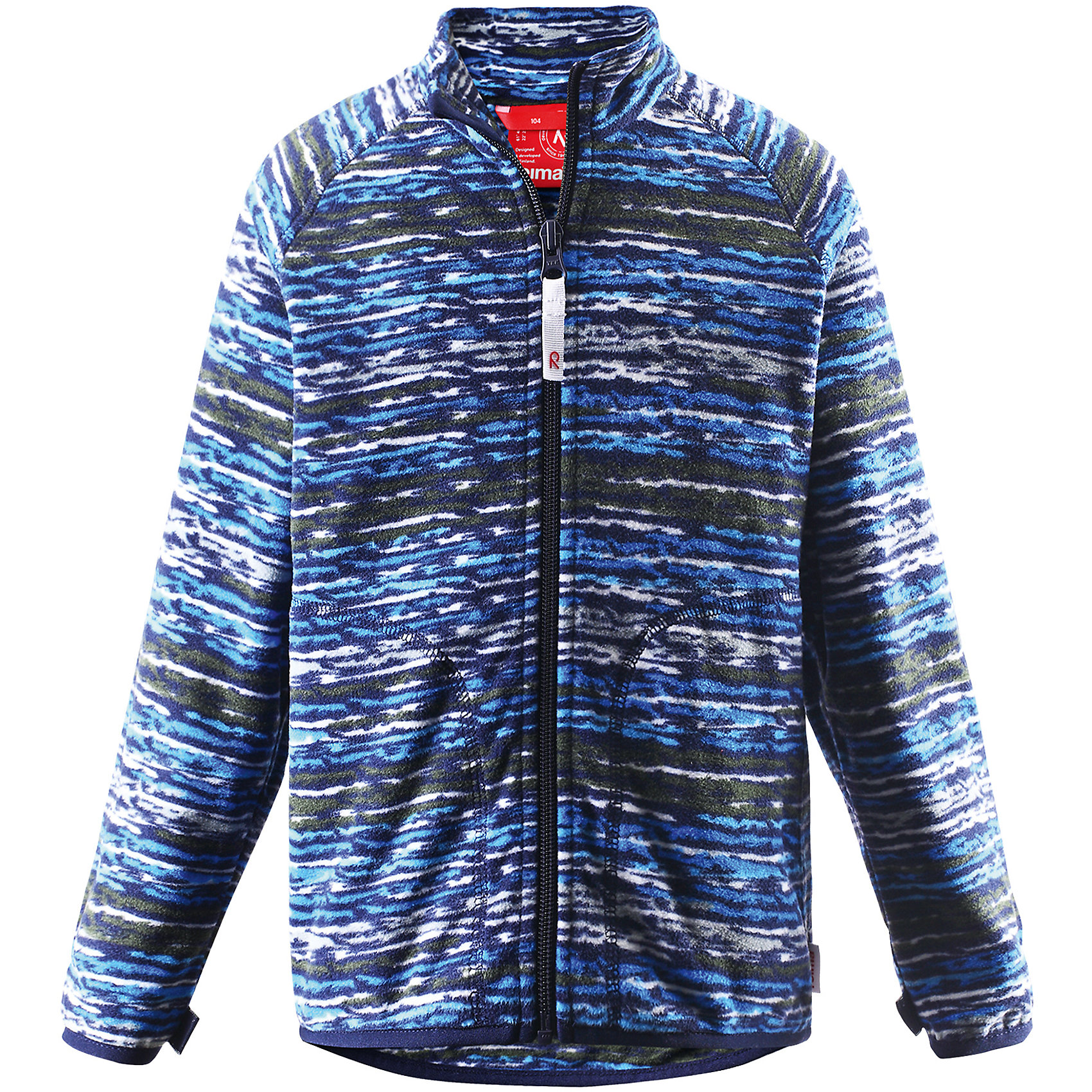 Куртка флисовая Vikkelin Reima