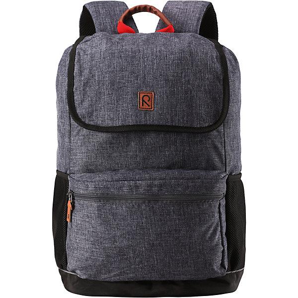 Рюкзак Pakaten ReimaАксессуары<br>Характеристики товара:<br><br>• цвет: серый;<br>• материал: 100% полиуретан;<br>• водоотталкивающий материал;<br>• объем: 16 литров;<br>• размер: 29х17х46 см;<br>• эргономичный рюкзак;<br>• застежка: молния, шнурок-утяжка со стопером;<br>• удобные стеганые задние панели способствуют дополнительной амортизации;<br>• напечатанная табличка для имени;<br>• съемная нагрудная лямка для распределения веса;<br>• регулируемые эргономичные стеганые плечевые ремешки;<br>• водонепроницаемое дно;<br>• карман для ноутбука;<br>• не содержит ПВХ;<br>• светоотражающие детали;<br>• страна бренда: Финляндия;<br>• страна изготовитель: Китай.<br><br>Классический рюкзак максимальной функциональности. Он идеально подходит для школьников и студентов, поскольку имеет замечательную эргономичную конструкцию<br><br>Рюкзак Pakaten от финского бренда Reima (Рейма) можно купить в нашем интернет-магазине.<br>Ширина мм: 170; Глубина мм: 157; Высота мм: 67; Вес г: 117; Цвет: серый; Возраст от месяцев: 36; Возраст до месяцев: 144; Пол: Мужской; Возраст: Детский; Размер: one size; SKU: 4779576;