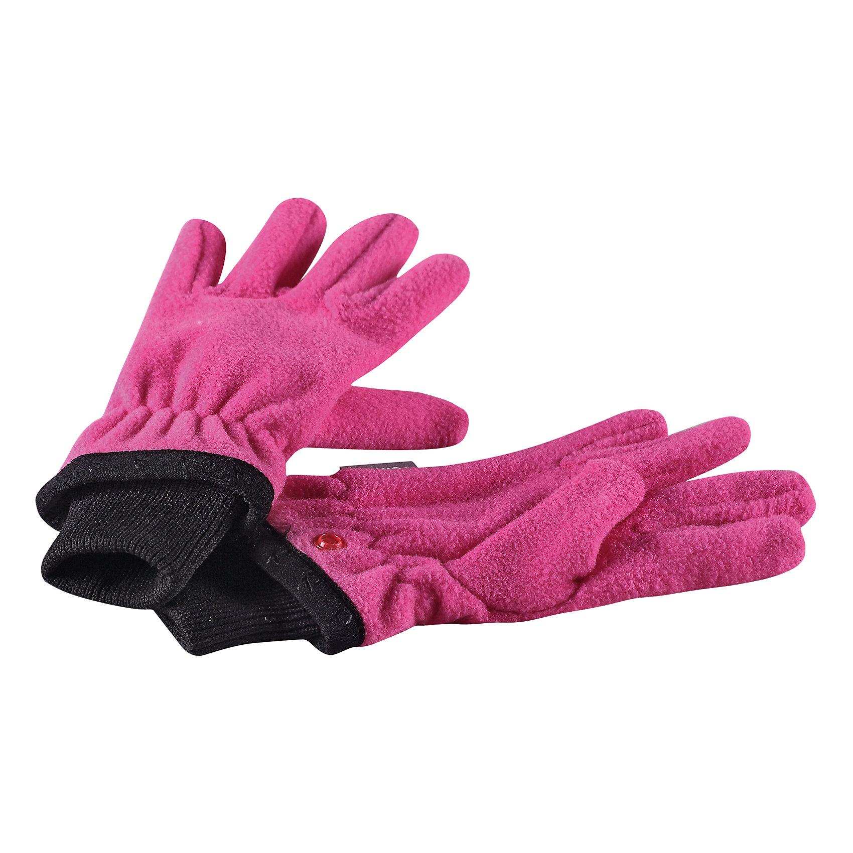 Перчатки Gloves ReimaПерчатки, варежки<br>Перчатки  Reima<br>Флисовые перчатки для детей. Теплый, легкий и быстросохнущий поларфлис. Легкий стиль, без подкладки. Логотип Reima® спереди.<br>Уход:<br>Стирать по отдельности. Полоскать без специального средства. Сушить при низкой температуре. <br>Состав:<br>100% Полиэстер<br><br>Ширина мм: 162<br>Глубина мм: 171<br>Высота мм: 55<br>Вес г: 119<br>Цвет: розовый<br>Возраст от месяцев: 144<br>Возраст до месяцев: 168<br>Пол: Женский<br>Возраст: Детский<br>Размер: 8,3,4,5,6,7<br>SKU: 4779662