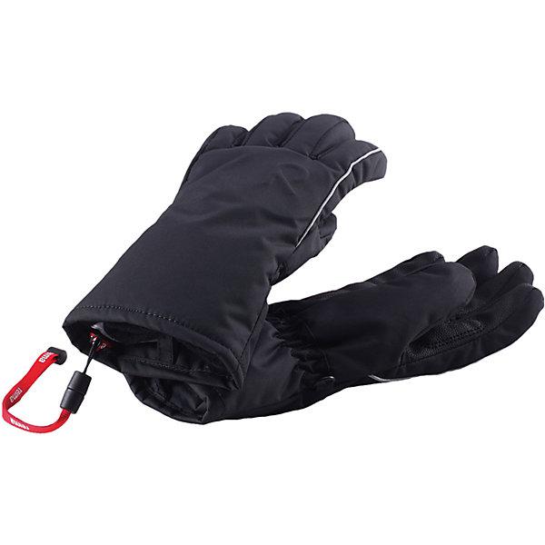 Перчатки Lentoon Reimatec® ReimaПерчатки и варежки<br>Перчатки  Reimatec® Reima<br>Зимние перчатки для детей. Полная водонепроницаемость и «дышащая» способность благодаря вставке Hipora. Водо- и ветронепроницаемый и грязеотталкивающий материал. Накладки на ладонях, кончиках пальцев и больших пальцах. Завязки во всех размерах снабжены ограничителями. Мягкая теплая подкладка из флиса. Утеплитель PrimaLoft®. Аппликация.<br>Утеплитель: PrimaLoft® silver insulation,133g<br>Уход:<br>Стирать по отдельности. Застегнуть липучки. Стирать моющим средством, не содержащим отбеливающие вещества. Полоскать без специального средства. Можно сушить в сушильном шкафу или центрифуге (макс. 40° C).<br>Состав:<br>100% Полиамид, полиуретановое покрытие<br><br>Ширина мм: 162<br>Глубина мм: 171<br>Высота мм: 55<br>Вес г: 119<br>Цвет: черный<br>Возраст от месяцев: 48<br>Возраст до месяцев: 72<br>Пол: Унисекс<br>Возраст: Детский<br>Размер: 4,8,7,6,5<br>SKU: 4779719