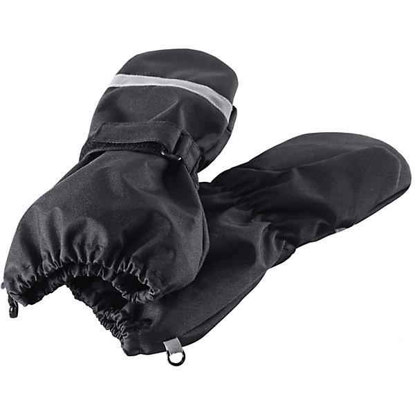 Варежки для мальчика LASSIEПерчатки, варежки<br>Зимние перчатки для малышей известной финской марки.<br><br>- Сверхпрочный материал. Водоотталкивающий, ветронепроницаемый и грязеотталкивающий материал.<br>-  Подкладка из полиэстера с начесом. Средняя степень утепления. <br>- Простая застежка на липучке. <br>- Безопасные светоотражающие детали. Светоотражающая эмблема Lassie®.  <br><br>Рекомендации по уходу: Полоскать без специального средства. Сушить при низкой температуре. <br><br>Состав: 100% Полиамид, полиуретановое покрытие.  Утеплитель «Lassie wadding» 120гр.<br><br>Ширина мм: 162<br>Глубина мм: 171<br>Высота мм: 55<br>Вес г: 119<br>Цвет: черный<br>Возраст от месяцев: 72<br>Возраст до месяцев: 96<br>Пол: Мужской<br>Возраст: Детский<br>Размер: 5,2,4,3<br>SKU: 4780633