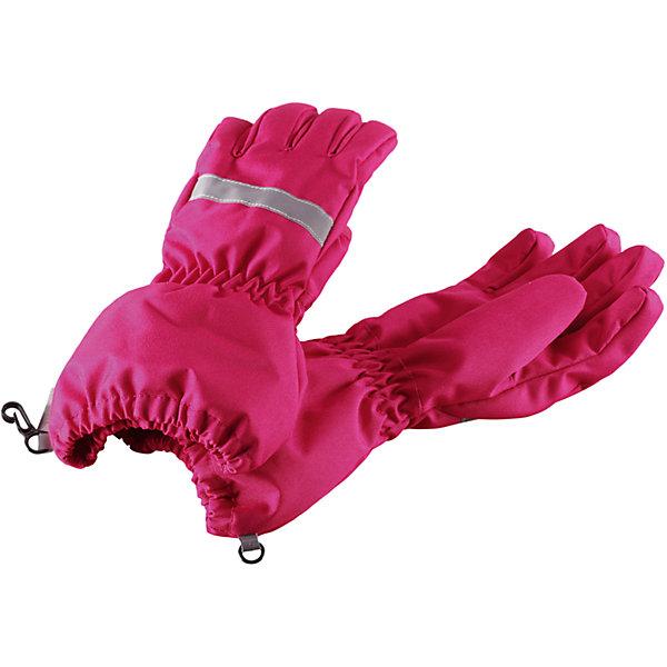 Перчатки LASSIEПерчатки и варежки<br>Зимние перчатки для детей известной финской марки.<br><br>- Сверхпрочный материал. Водоотталкивающий, ветронепроницаемый и грязеотталкивающий материал. <br>- Подкладка из полиэстера с начесом. <br>- Средняя степень утепления.<br>-  Безопасные светоотражающие детали. Светоотражающая эмблема Lassie®.  <br><br>Рекомендации по уходу: Полоскать без специального средства. Сушить при низкой температуре.<br><br> Состав: 100% Полиамид, полиуретановое покрытие.  Утеплитель «Lassie wadding» 120гр.<br><br>Ширина мм: 162<br>Глубина мм: 171<br>Высота мм: 55<br>Вес г: 119<br>Цвет: розовый<br>Возраст от месяцев: 72<br>Возраст до месяцев: 96<br>Пол: Женский<br>Возраст: Детский<br>Размер: 5,3,4,6<br>SKU: 4780638