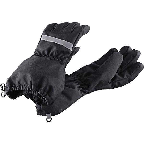 Перчатки LASSIEПерчатки, варежки<br>Зимние перчатки для детей известной финской марки.<br><br>- Сверхпрочный материал. Водоотталкивающий, ветронепроницаемый и грязеотталкивающий материал. <br>- Подкладка из полиэстера с начесом. <br>- Средняя степень утепления.<br>-  Безопасные светоотражающие детали. Светоотражающая эмблема Lassie®.  <br><br>Рекомендации по уходу: Полоскать без специального средства. Сушить при низкой температуре.<br><br> Состав: 100% Полиамид, полиуретановое покрытие.  Утеплитель «Lassie wadding» 120гр.<br>Ширина мм: 162; Глубина мм: 171; Высота мм: 55; Вес г: 119; Цвет: черный; Возраст от месяцев: 120; Возраст до месяцев: 144; Пол: Унисекс; Возраст: Детский; Размер: 6,3,5,4; SKU: 4780653;