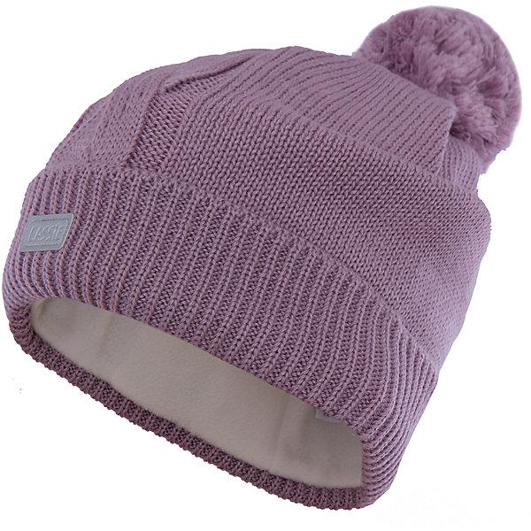 Шапка LASSIEШапки и шарфы<br>Шапка «Бини» для детей известной финской марки.<br><br>- Мягкая и теплая ткань из смеси шерсти.<br><br>- Ветронепроницаемые вставки в области ушей.<br>- Мягкая теплая подкладка из флиса. <br>- Помпон сверху. <br>- Декоративная структура поверхности. <br>- Светоотражающая эмблема Lassie® спереди.  <br><br>Рекомендации по уходу: Придать первоначальную форму вo влажном виде. <br><br>Возможна усадка 5 %.Состав: 50% Шерсть, 50% полиакрил.<br>Ширина мм: 89; Глубина мм: 117; Высота мм: 44; Вес г: 155; Цвет: лиловый; Возраст от месяцев: 12; Возраст до месяцев: 24; Пол: Женский; Возраст: Детский; Размер: 46-48,54-56,50-52; SKU: 4780685;
