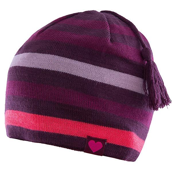 Шапка LASSIEШапки и шарфы<br>Шапка «Бини» для детей известной финской марки.<br><br>- Мягкая и теплая ткань из смеси шерсти.<br><br>- Ветронепроницаемые вставки в области ушей.<br>- Мягкая теплая подкладка из флиса. <br>- Помпон сверху. <br>- Декоративная структура поверхности. <br>- Светоотражающая эмблема Lassie® спереди.  <br><br>Рекомендации по уходу: Придать первоначальную форму вo влажном виде. <br><br>Возможна усадка 5 %.Состав: 50% Шерсть, 50% полиакрил.<br>Ширина мм: 89; Глубина мм: 117; Высота мм: 44; Вес г: 155; Цвет: лиловый; Возраст от месяцев: 12; Возраст до месяцев: 24; Пол: Женский; Возраст: Детский; Размер: 46-48,54-56,50-52; SKU: 4780697;