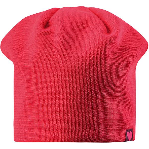 Шапка LASSIEШапки и шарфы<br>Шапка «Бини» для детей известной финской марки.<br><br>- Мягкая и теплая ткань из смеси шерсти.<br><br>- Ветронепроницаемые вставки в области ушей.<br>- Мягкая теплая подкладка из флиса. <br>- Помпон сверху. <br>- Декоративная структура поверхности. <br>- Светоотражающая эмблема Lassie® спереди.  <br><br>Рекомендации по уходу: Придать первоначальную форму вo влажном виде. <br><br>Возможна усадка 5 %.Состав: 50% Шерсть, 50% полиакрил.<br><br>Ширина мм: 89<br>Глубина мм: 117<br>Высота мм: 44<br>Вес г: 155<br>Цвет: розовый<br>Возраст от месяцев: 72<br>Возраст до месяцев: 120<br>Пол: Женский<br>Возраст: Детский<br>Размер: 54-56,46-48,50-52<br>SKU: 4780705