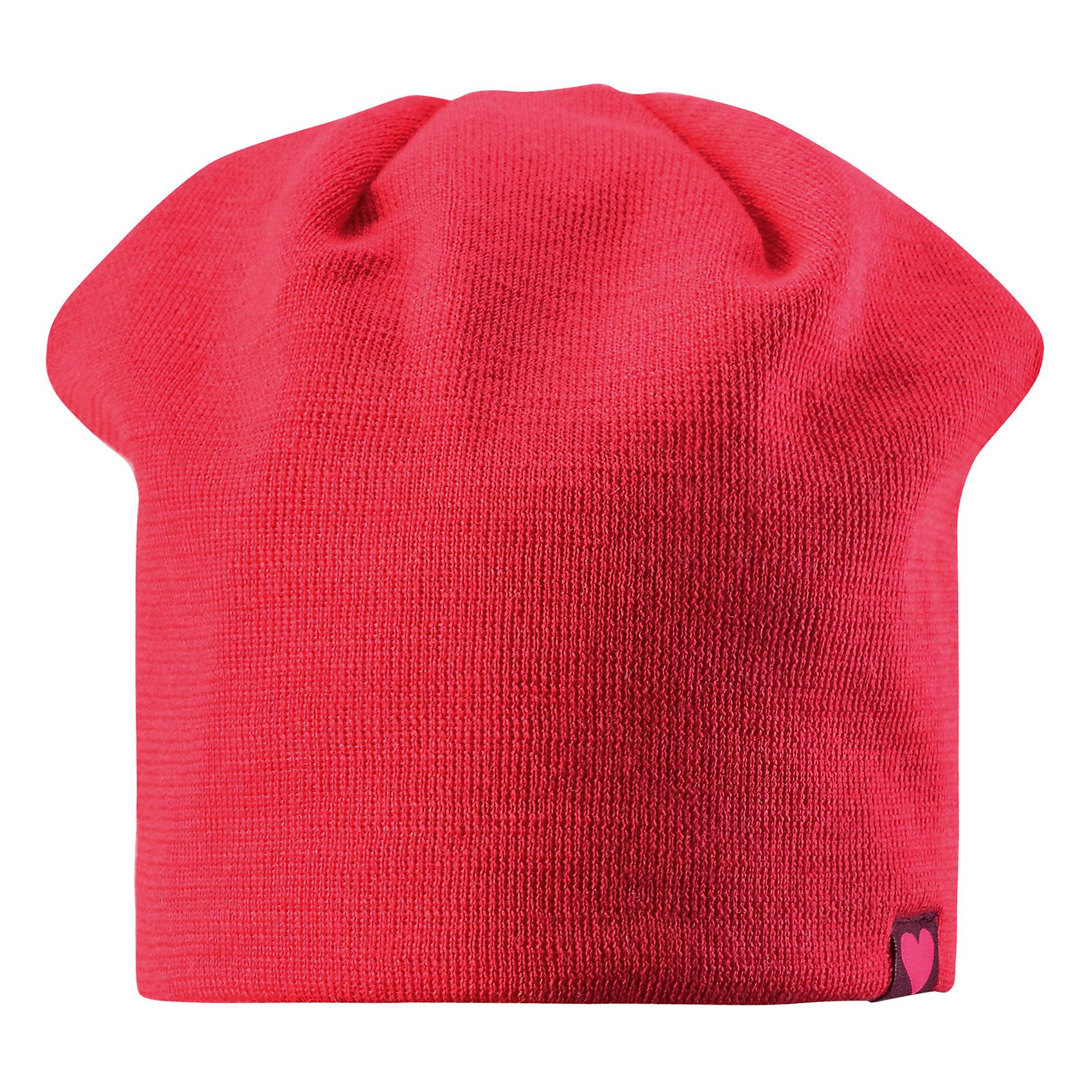 Шапка LASSIEШапки и шарфы<br>Шапка «Бини» для детей известной финской марки.<br><br>- Мягкая и теплая ткань из смеси шерсти.<br><br>- Ветронепроницаемые вставки в области ушей.<br>- Мягкая теплая подкладка из флиса. <br>- Помпон сверху. <br>- Декоративная структура поверхности. <br>- Светоотражающая эмблема Lassie® спереди.  <br><br>Рекомендации по уходу: Придать первоначальную форму вo влажном виде. <br><br>Возможна усадка 5 %.Состав: 50% Шерсть, 50% полиакрил.<br><br>Ширина мм: 89<br>Глубина мм: 117<br>Высота мм: 44<br>Вес г: 155<br>Цвет: розовый<br>Возраст от месяцев: 12<br>Возраст до месяцев: 24<br>Пол: Женский<br>Возраст: Детский<br>Размер: 46-48,54-56,50-52<br>SKU: 4780705