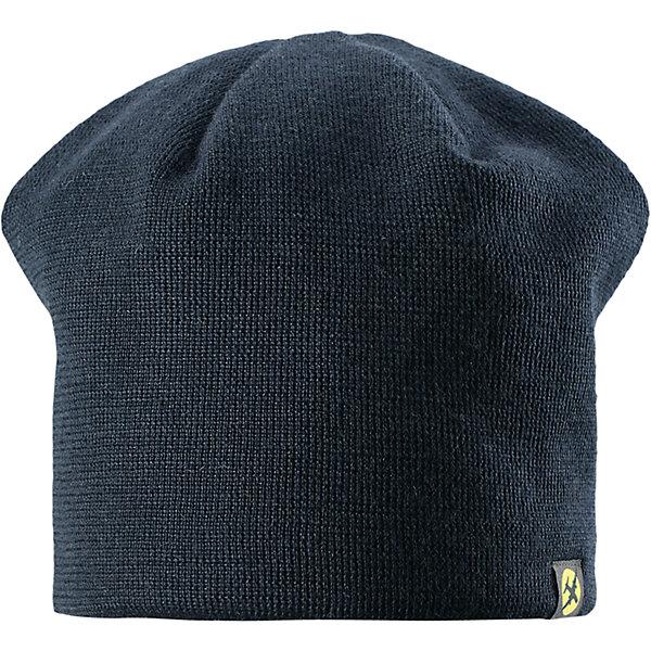 Шапка LASSIEШапки и шарфы<br>Шапка «Бини» для детей известной финской марки.<br><br>- Мягкая и теплая ткань из смеси шерсти.<br><br>- Ветронепроницаемые вставки в области ушей.<br>- Мягкая теплая подкладка из флиса. <br>- Помпон сверху. <br>- Декоративная структура поверхности. <br>- Светоотражающая эмблема Lassie® спереди.  <br><br>Рекомендации по уходу: Придать первоначальную форму вo влажном виде. <br><br>Возможна усадка 5 %.Состав: 50% Шерсть, 50% полиакрил.<br><br>Ширина мм: 89<br>Глубина мм: 117<br>Высота мм: 44<br>Вес г: 155<br>Цвет: черный<br>Возраст от месяцев: 36<br>Возраст до месяцев: 60<br>Пол: Мужской<br>Возраст: Детский<br>Размер: 50-52,54-56,46-48<br>SKU: 4780717