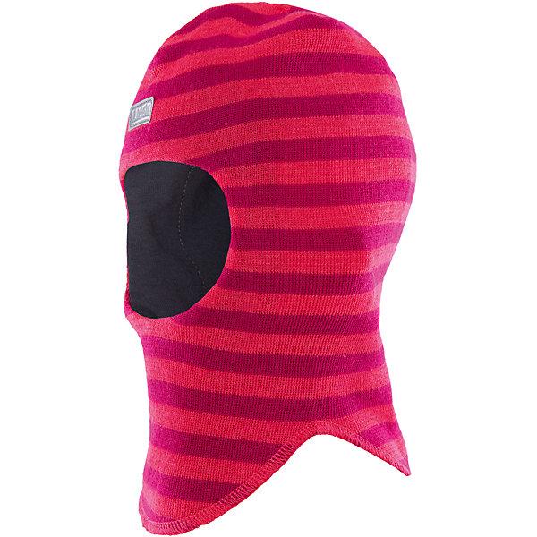 Шапка LASSIEШапки и шарфы<br>Шапка-шлем для малышей известной финской марки.<br><br>- Мягкая и теплая ткань из смеси шерсти.<br>- Ветронепроницаемые вставки в области ушей.<br>- Мягкая подкладка из хлопка и эластана. <br>- Узор из цветных полос. <br>- Светоотражающая эмблема Lassie® спереди.<br><br> Рекомендации по уходу: Придать первоначальную форму вo влажном виде. Возможна усадка 5 %.<br><br>Состав: 50% Шерсть, 50% полиакрил.<br><br>Ширина мм: 89<br>Глубина мм: 117<br>Высота мм: 44<br>Вес г: 155<br>Цвет: розовый<br>Возраст от месяцев: 6<br>Возраст до месяцев: 12<br>Пол: Женский<br>Возраст: Детский<br>Размер: 44-46,54-56,50-52,46-48<br>SKU: 4780994