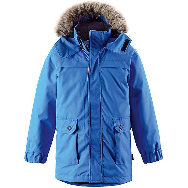 Куртка для мальчика LASSIEОдежда<br>Зимняя куртка для детей известной финской марки.<br><br>- Водоотталкивающий, ветронепроницаемый, «дышащий» и грязеотталкивающий материал.<br>- Гладкая подкладка из полиэстра.<br>- Средняя степень утепления<br>-  Безопасный съемный капюшон с отсоединяемой меховой каймой из искусственного меха. <br>- Эластичные манжеты. Регулируемый обхват талии.<br>-  Карманы с клапанами. <br><br> Рекомендации по уходу: Стирать по отдельности, вывернув наизнанку. Перед стиркой отстегните искусственный мех. Застегнуть молнии и липучки. Соблюдать температуру в соответствии с руководством по уходу. Стирать моющим средством, не содержащим отбеливающие вещества. Полоскать без специального средства. Сушение в сушильном шкафу разрешено при  низкой температуре.<br><br>Состав: 100% Полиамид, полиуретановое покрытие.  Утеплитель «Lassie wadding» 180гр.<br>Ширина мм: 356; Глубина мм: 10; Высота мм: 245; Вес г: 519; Цвет: синий; Возраст от месяцев: 108; Возраст до месяцев: 120; Пол: Мужской; Возраст: Детский; Размер: 140,92,134,128,122,116,110,104,98; SKU: 4782348;