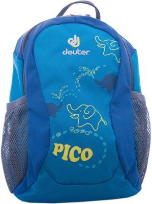 Deuter Рюкзак детский Pico, бирюзовый фото-1