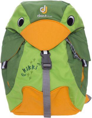 Deuter Рюкзак детский Kikki, изумрудно-зеленый