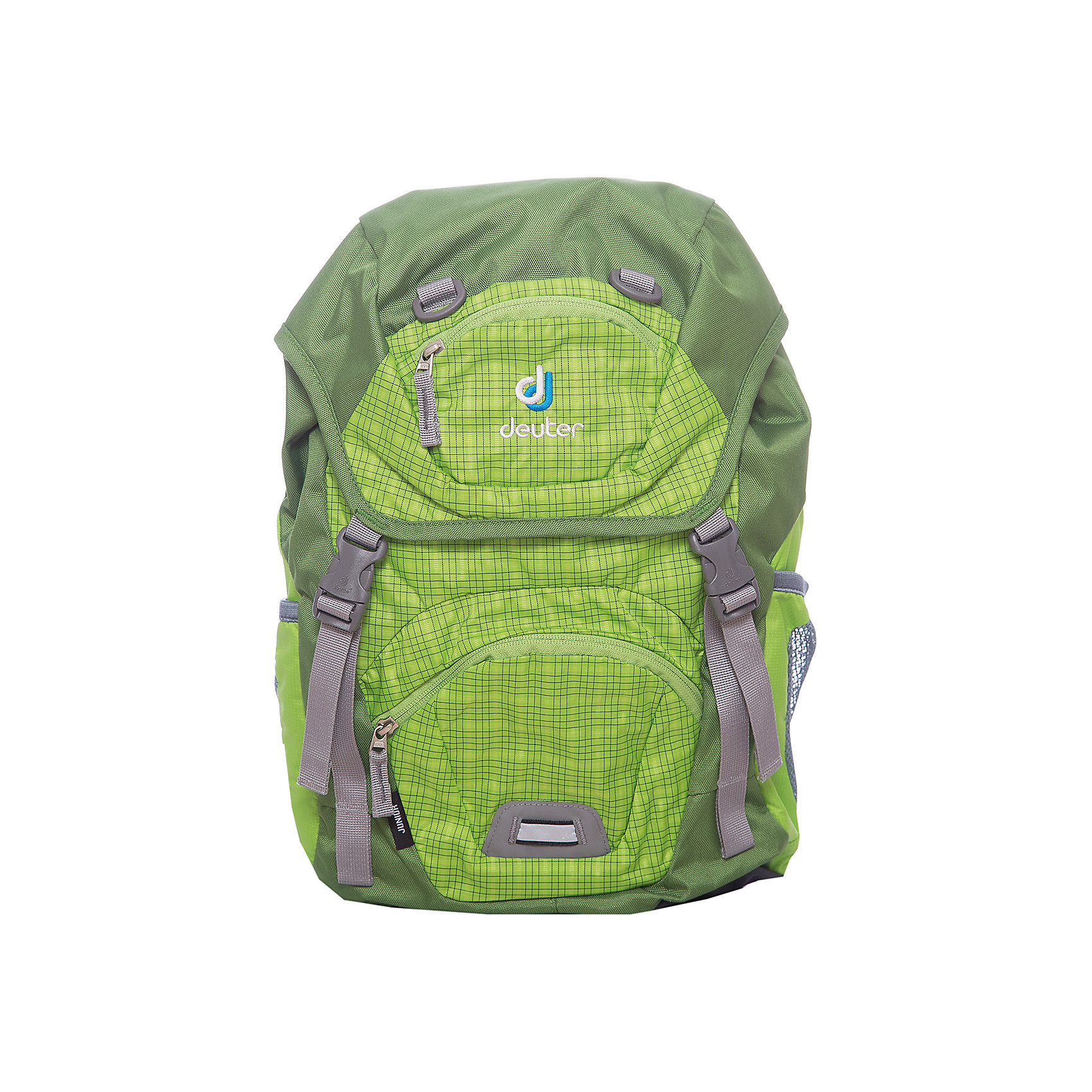Deuter Рюкзак Junior, зеленый deuter giga blackberry dresscode