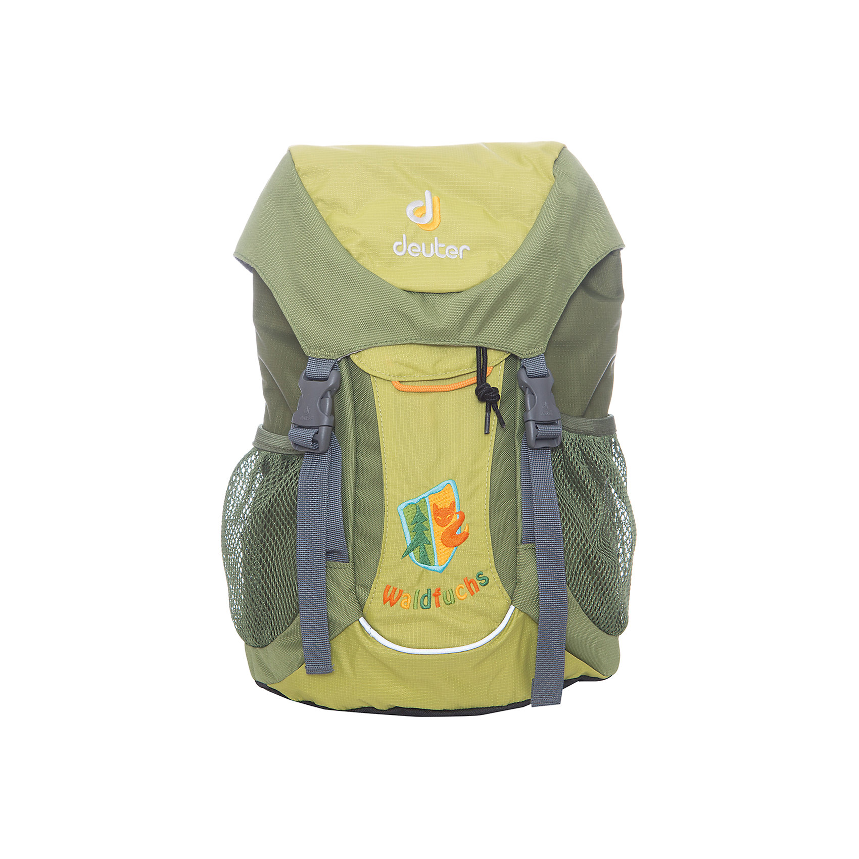 Deuter Рюкзак Waldfuchs, зеленый рюкзак deuter giga grey
