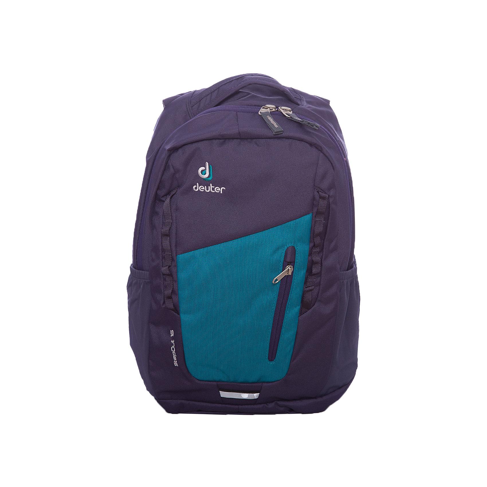Deuter Рюкзак Stepout  16, фиолетово-синий