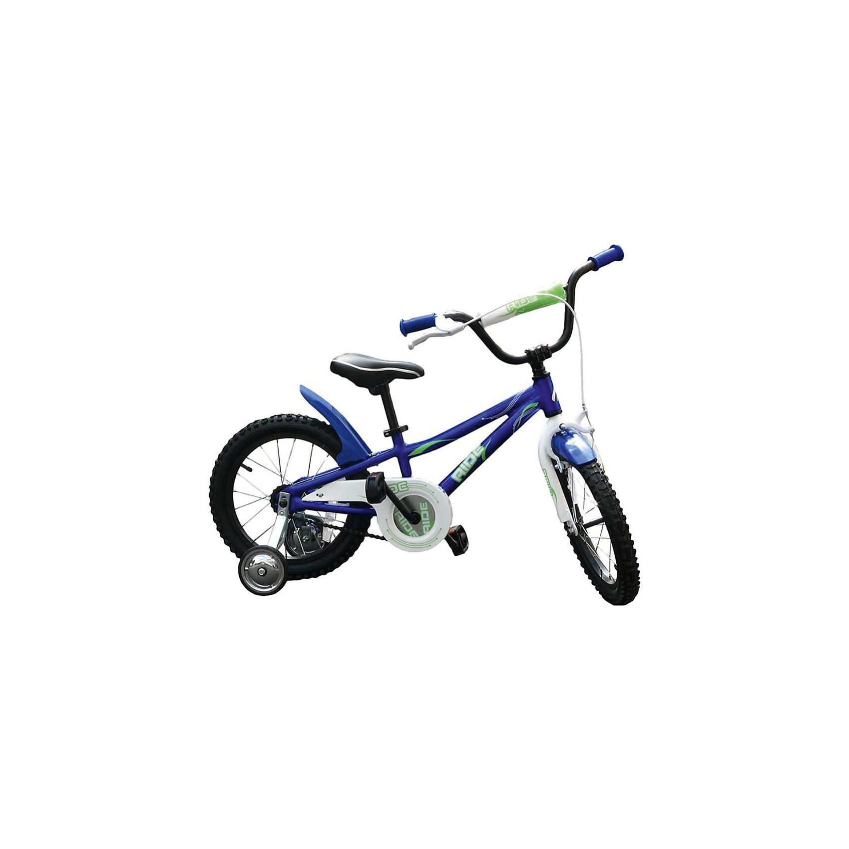 - Велосипед RIDE, MARS, синий велосипед geuther велосипед sportsbike синий