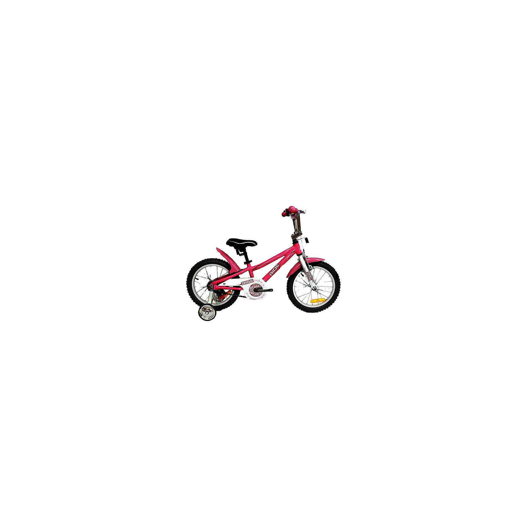 Велосипед RIDE, MARS, темно-розовый<br><br>Ширина мм: 600<br>Глубина мм: 600<br>Высота мм: 1000<br>Вес г: 11200<br>Возраст от месяцев: 36<br>Возраст до месяцев: 84<br>Пол: Унисекс<br>Возраст: Детский<br>SKU: 4785502