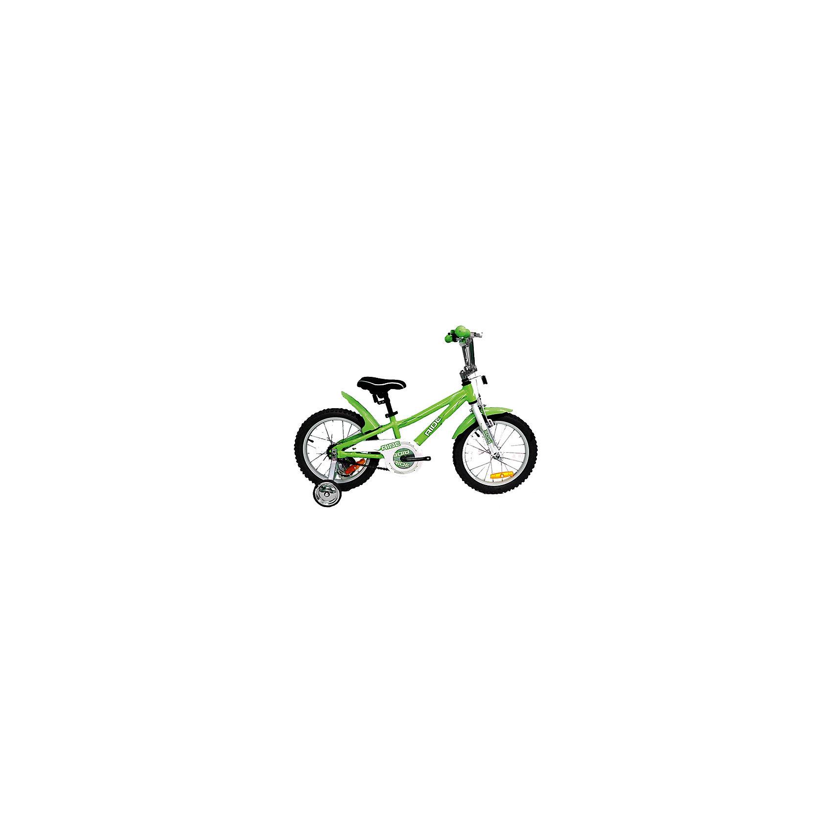 - Велосипед RIDE, MARS, светло-зеленый велосипед geuther велосипед my runner серо зеленый