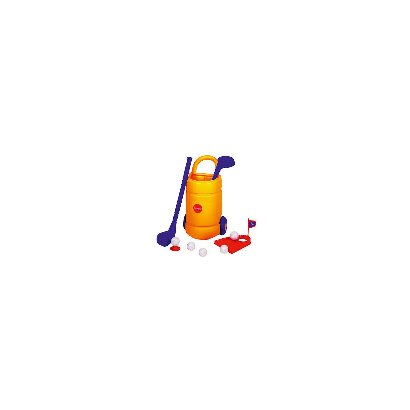 - Набор для гольфа, EDU PLAY play doh набор для лепки магазинчик печенья play doh
