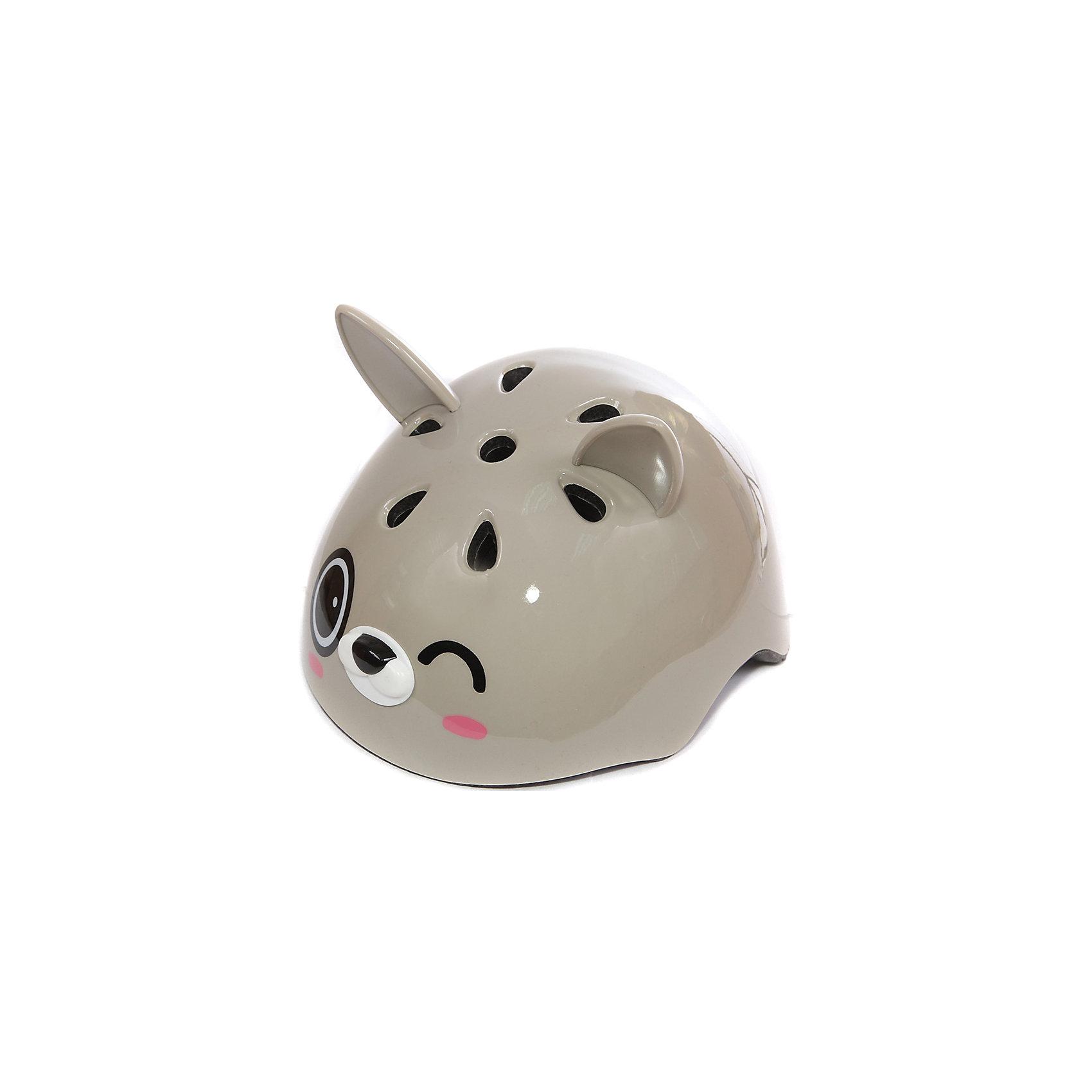 - Шлем Зайка Банни, серый, REXCO купить шлем летчика в минске