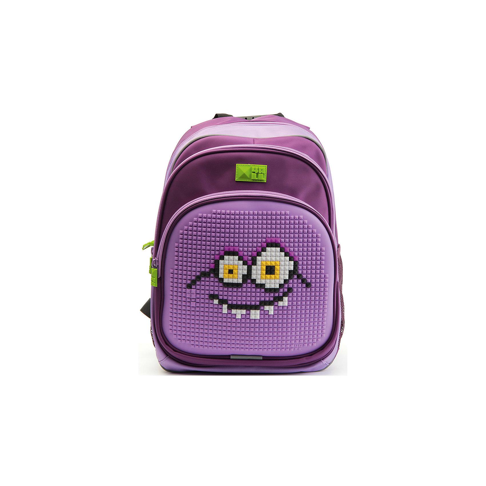 Рюкзак Kids, фиолетово-сиреневыйРюкзак KIDS - это одновременно и яркий, функциональный школьный аксессуар, и безграничная площадка для самовыражения, способная подчеркнуть любой выбранный образ. С помощью уникальной силиконовой панели и набора пластиковых пикселей-битов можно декорировать фасад рюкзака, как угодно, полагаясь на свое воображение и вкус. А все материалы, задействованные при изготовлении, имеют специальную вода- и грязеотталкивающую пропитку, что гарантирует практичность, износостойкость и долговечность рюкзака.<br><br>Такой современный и интересный ранец будет прекрасным подарком к 1 сентября!<br><br>Особенности:<br>AIR COMFORT system:<br>- Система свободной циркуляции воздуха между задней стенкой рюкзака и спиной ребенка.<br>- Совместно с ортопедической спиной ERGO system эта система воздухообмена делает ежедневное использование рюкзаков KIDS безопасным для здоровья и максимально комфортным!<br>ERGO system:<br>- Разработанная нами система ERGO служит равномерному распределению нагрузки на спину ребенка. Она способна сделать рюкзак, наполненный учебниками, легким. ERGO служит сохранению правильной осанки и заботится о здоровье позвоночника!<br>Ортопедическая спина:<br>- Важное свойство наших рюкзаков - ортопедическая спина! Способна как корсет поддерживать позвоночник, правильно распределяя нагрузку, а так же обеспечивает циркуляцию воздуха между задней стенкой рюкзака и спиной ребенка!<br>А также:<br>- Гипоаллергенный силикон;<br>- Водоотталкивающие материалы;<br>- Устойчивость всех материалов к температурам воздуха ниже 0!<br><br>Дополнительная информация:<br><br>- Рюкзак уже содержит 1 упаковку разноцветных пикселей-битов (300 шт.) для создания картинок<br>- Цвет: фиолетово-сиреневый;<br>- Объем рюкзака: 22 л.<br>- Размер в упаковке: 39х27х15 см.<br>- Вес в упаковке: 950 г.<br><br>Рюкзак Kids в  фиолетово-сиреневом цвете , можно купить в нашем магазине.<br><br>Ширина мм: 390<br>Глубина мм: 270<br>Высота мм: 150<br>Вес г: 950<br>Возраст от месяцев: 