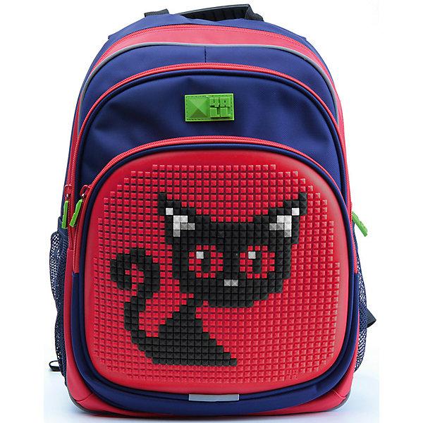 4ALL Рюкзак Kids, сине-красныйРюкзаки<br>Рюкзак KIDS - это одновременно и яркий, функциональный школьный аксессуар, и безграничная площадка для самовыражения, способная подчеркнуть любой выбранный образ. С помощью уникальной силиконовой панели и набора пластиковых пикселей-битов можно декорировать фасад рюкзака, как угодно, полагаясь на свое воображение и вкус. А все материалы, задействованные при изготовлении, имеют специальную вода- и грязеотталкивающую пропитку, что гарантирует практичность, износостойкость и долговечность рюкзака.<br><br>Такой современный и интересный ранец будет прекрасным подарком к 1 сентября!<br><br>Особенности:<br>AIR COMFORT system:<br>- Система свободной циркуляции воздуха между задней стенкой рюкзака и спиной ребенка.<br>- Совместно с ортопедической спиной ERGO system эта система воздухообмена делает ежедневное использование рюкзаков KIDS безопасным для здоровья и максимально комфортным!<br>ERGO system:<br>- Разработанная нами система ERGO служит равномерному распределению нагрузки на спину ребенка. Она способна сделать рюкзак, наполненный учебниками, легким. ERGO служит сохранению правильной осанки и заботится о здоровье позвоночника!<br>Ортопедическая спина:<br>- Важное свойство наших рюкзаков - ортопедическая спина! Способна как корсет поддерживать позвоночник, правильно распределяя нагрузку, а так же обеспечивает циркуляцию воздуха между задней стенкой рюкзака и спиной ребенка!<br>А также:<br>- Гипоаллергенный силикон;<br>- Водоотталкивающие материалы;<br>- Устойчивость всех материалов к температурам воздуха ниже 0!<br><br>Дополнительная информация:<br><br>- Рюкзак уже содержит 1 упаковку разноцветных пикселей-битов (300 шт.) для создания картинок<br>- Цвет: сине-красный;<br>- Объем рюкзака: 22 л.<br>- Размер в упаковке: 39х27х15 см.<br>- Вес в упаковке: 950 г.<br><br>Рюкзак Kids в  сине-красном цвете , можно купить в нашем магазине.<br><br>Ширина мм: 390<br>Глубина мм: 270<br>Высота мм: 150<br>Вес г: 950<br>Возраст от месяцев: 36<br