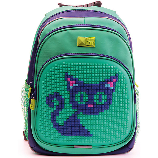 4ALL Рюкзак Kids, сине-зеленыйРюкзаки<br>Рюкзак KIDS - это одновременно и яркий, функциональный школьный аксессуар, и безграничная площадка для самовыражения, способная подчеркнуть любой выбранный образ. С помощью уникальной силиконовой панели и набора пластиковых пикселей-битов можно декорировать фасад рюкзака, как угодно, полагаясь на свое воображение и вкус. А все материалы, задействованные при изготовлении, имеют специальную вода- и грязеотталкивающую пропитку, что гарантирует практичность, износостойкость и долговечность рюкзака.<br><br>Такой современный и интересный ранец будет прекрасным подарком к 1 сентября!<br><br>Особенности:<br>AIR COMFORT system:<br>- Система свободной циркуляции воздуха между задней стенкой рюкзака и спиной ребенка.<br>- Совместно с ортопедической спиной ERGO system эта система воздухообмена делает ежедневное использование рюкзаков KIDS безопасным для здоровья и максимально комфортным!<br>ERGO system:<br>- Разработанная нами система ERGO служит равномерному распределению нагрузки на спину ребенка. Она способна сделать рюкзак, наполненный учебниками, легким. ERGO служит сохранению правильной осанки и заботится о здоровье позвоночника!<br>Ортопедическая спина:<br>- Важное свойство наших рюкзаков - ортопедическая спина! Способна как корсет поддерживать позвоночник, правильно распределяя нагрузку, а так же обеспечивает циркуляцию воздуха между задней стенкой рюкзака и спиной ребенка!<br>А также:<br>- Гипоаллергенный силикон;<br>- Водоотталкивающие материалы;<br>- Устойчивость всех материалов к температурам воздуха ниже 0!<br><br>Дополнительная информация:<br><br>- Рюкзак уже содержит 1 упаковку разноцветных пикселей-битов (300 шт.) для создания картинок<br>- Цвет: сине-зеленый;<br>- Объем рюкзака: 22 л.<br>- Размер в упаковке: 39х27х15 см.<br>- Вес в упаковке: 950 г.<br><br>Рюкзак Kids в сине-зеленом  цвете , можно купить в нашем магазине.<br>Ширина мм: 390; Глубина мм: 270; Высота мм: 150; Вес г: 950; Возраст от месяцев: 36; Возраст до ме