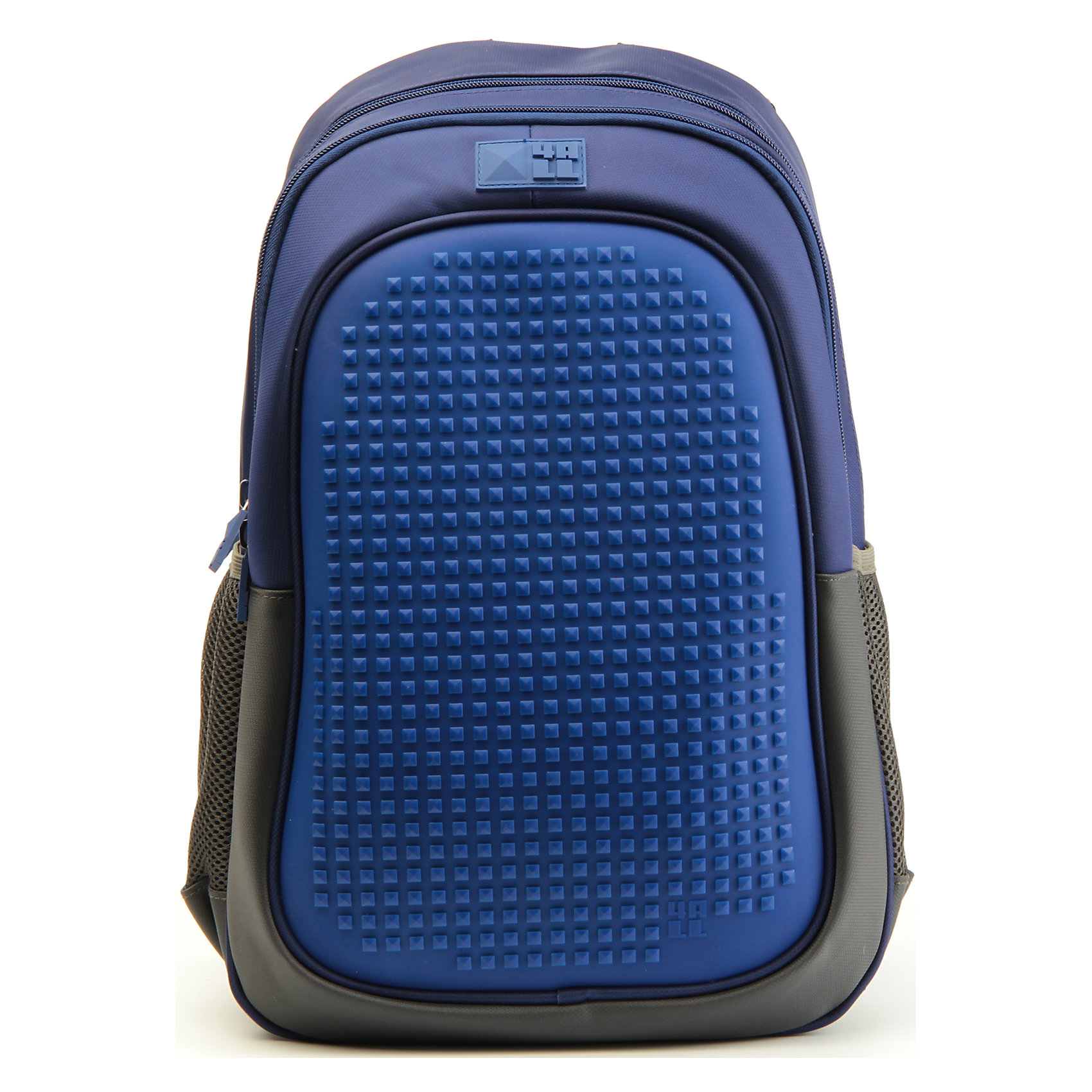 4ALL Рюкзак Case, темно-синийРюкзаки<br>Яркий, вместительный рюкзак с одним большим отделением, карманом и силиконовой панелью для творчества. Развлечение и первые опыты в современном искусстве!<br>Такой современный и интересный ранец будет прекрасным подарком к 1 сентября!<br><br>Особенности:<br>AIR COMFORT system:<br>- Система свободной циркуляции воздуха между задней стенкой рюкзака и спиной ребенка.<br>- Совместно с ортопедической спиной ERGO system эта система воздухообмена делает ежедневное использование рюкзаков KIDS безопасным для здоровья и максимально комфортным!<br>ERGO system:<br>- Разработанная нами система ERGO служит равномерному распределению нагрузки на спину ребенка. Она способна сделать рюкзак, наполненный учебниками, легким. ERGO служит сохранению правильной осанки и заботится о здоровье позвоночника!<br>Ортопедическая спина:<br>- Важное свойство наших рюкзаков - ортопедическая спина! Способна как корсет поддерживать позвоночник, правильно распределяя нагрузку, а так же обеспечивает циркуляцию воздуха между задней стенкой рюкзака и спиной ребенка!<br>А также:<br>- Гипоаллергенный силикон;<br>- Водоотталкивающие материалы;<br>- Устойчивость всех материалов к температурам воздуха ниже 0!<br><br>Дополнительная информация:<br><br>- Рюкзак уже содержит 1 упаковку разноцветных пикселей-битов (300 шт.) для создания картинок<br>- Цвет: темно-синий;<br>- Объем рюкзака: 25,9 л.<br>- Размер в упаковке: 40х27х17 см.<br>- Вес в упаковке: 780 г.<br><br>Рюкзак Kids в темно-синем цвете , можно купить в нашем магазине.<br><br>Ширина мм: 400<br>Глубина мм: 270<br>Высота мм: 170<br>Вес г: 780<br>Возраст от месяцев: 36<br>Возраст до месяцев: 180<br>Пол: Унисекс<br>Возраст: Детский<br>SKU: 4786364