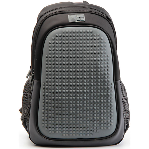 Рюкзак 4ALL  Case, черныйРюкзаки<br>Яркий, вместительный рюкзак с одним большим отделением, карманом и силиконовой панелью для творчества. Развлечение и первые опыты в современном искусстве!<br>Такой современный и интересный ранец будет прекрасным подарком к 1 сентября!<br><br>Особенности:<br>AIR COMFORT system:<br>- Система свободной циркуляции воздуха между задней стенкой рюкзака и спиной ребенка.<br>- Совместно с ортопедической спиной ERGO system эта система воздухообмена делает ежедневное использование рюкзаков KIDS безопасным для здоровья и максимально комфортным!<br>ERGO system:<br>- Разработанная нами система ERGO служит равномерному распределению нагрузки на спину ребенка. Она способна сделать рюкзак, наполненный учебниками, легким. ERGO служит сохранению правильной осанки и заботится о здоровье позвоночника!<br>Ортопедическая спина:<br>- Важное свойство наших рюкзаков - ортопедическая спина! Способна как корсет поддерживать позвоночник, правильно распределяя нагрузку, а так же обеспечивает циркуляцию воздуха между задней стенкой рюкзака и спиной ребенка!<br>А также:<br>- Гипоаллергенный силикон;<br>- Водоотталкивающие материалы;<br>- Устойчивость всех материалов к температурам воздуха ниже 0!<br><br>Дополнительная информация:<br><br>- Рюкзак уже содержит 1 упаковку разноцветных пикселей-битов (300 шт.) для создания картинок<br>- Цвет: черный;<br>- Объем рюкзака: 25,9 л.<br>- Размер в упаковке: 40х27х17 см.<br>- Вес в упаковке: 780 г.<br><br>Рюкзак Case в черном цвете , можно купить в нашем магазине.<br>Ширина мм: 400; Глубина мм: 270; Высота мм: 170; Вес г: 780; Возраст от месяцев: 72; Возраст до месяцев: 180; Пол: Унисекс; Возраст: Детский; SKU: 4786366;