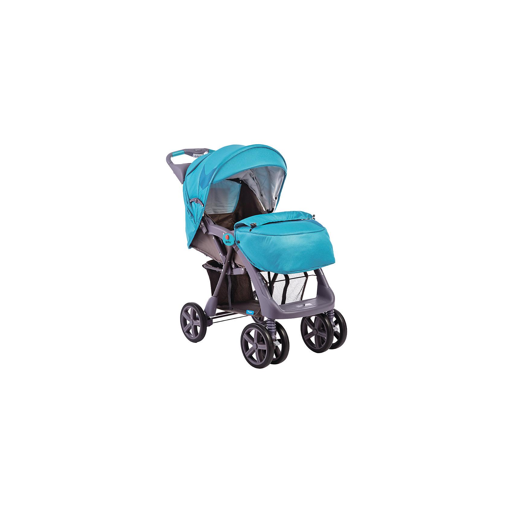 Прогулочная коляска C879CR (RZZY), Geoby, сиреневый/фиолетовый