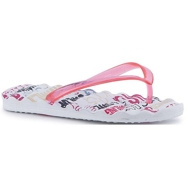 Шлепанцы для девочки PlayTodayПляжная обувь<br>Пантолеты для девочки от известного бренда PlayToday<br>Яркие непромокаемые пантолеты для жаркого лета.<br>Состав:<br>Этиленвинилацетат<br><br>Ширина мм: 225<br>Глубина мм: 139<br>Высота мм: 112<br>Вес г: 290<br>Цвет: белый<br>Возраст от месяцев: 24<br>Возраст до месяцев: 36<br>Пол: Женский<br>Возраст: Детский<br>Размер: 26,31,30,29,28,27<br>SKU: 4789817