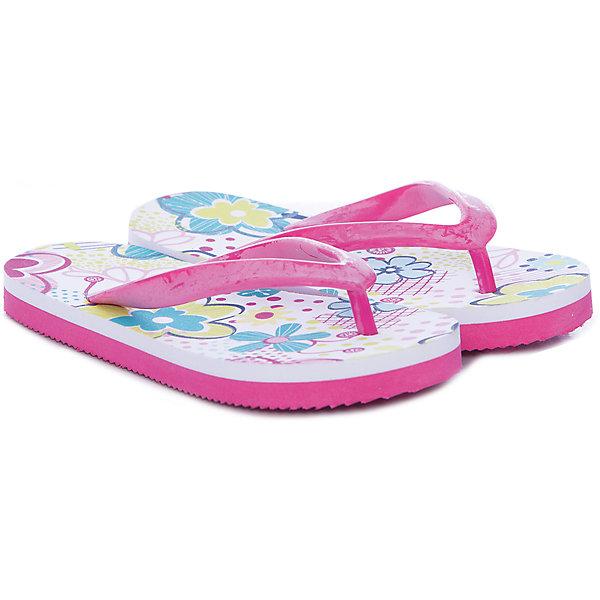 Шлепанцы для девочки PlayToday