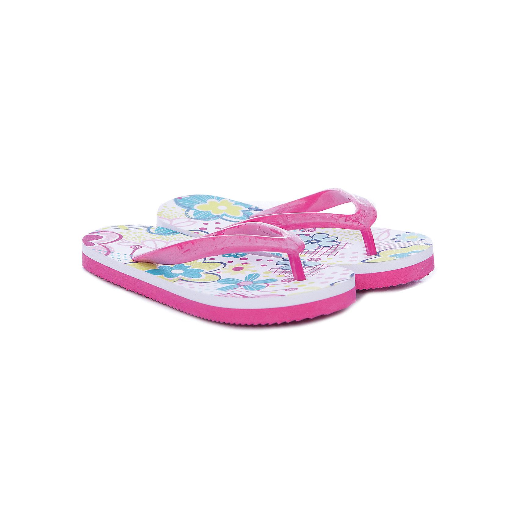 Шлепанцы для девочки PlayTodayПляжная обувь<br>Пантолеты для девочки от известного бренда PlayToday<br>Яркие непромокаемые пантолеты для жаркого лета.<br>Состав:<br>Этиленвинилацетат<br><br>Ширина мм: 225<br>Глубина мм: 139<br>Высота мм: 112<br>Вес г: 290<br>Цвет: белый<br>Возраст от месяцев: 72<br>Возраст до месяцев: 84<br>Пол: Женский<br>Возраст: Детский<br>Размер: 30,25,26,27,28,29<br>SKU: 4789859