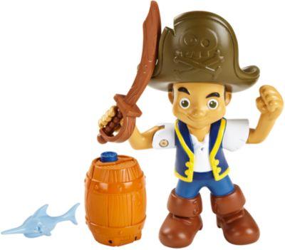 Mattel Большая фигурка героя, с аксессуарами, Джейк и пираты Нетландии