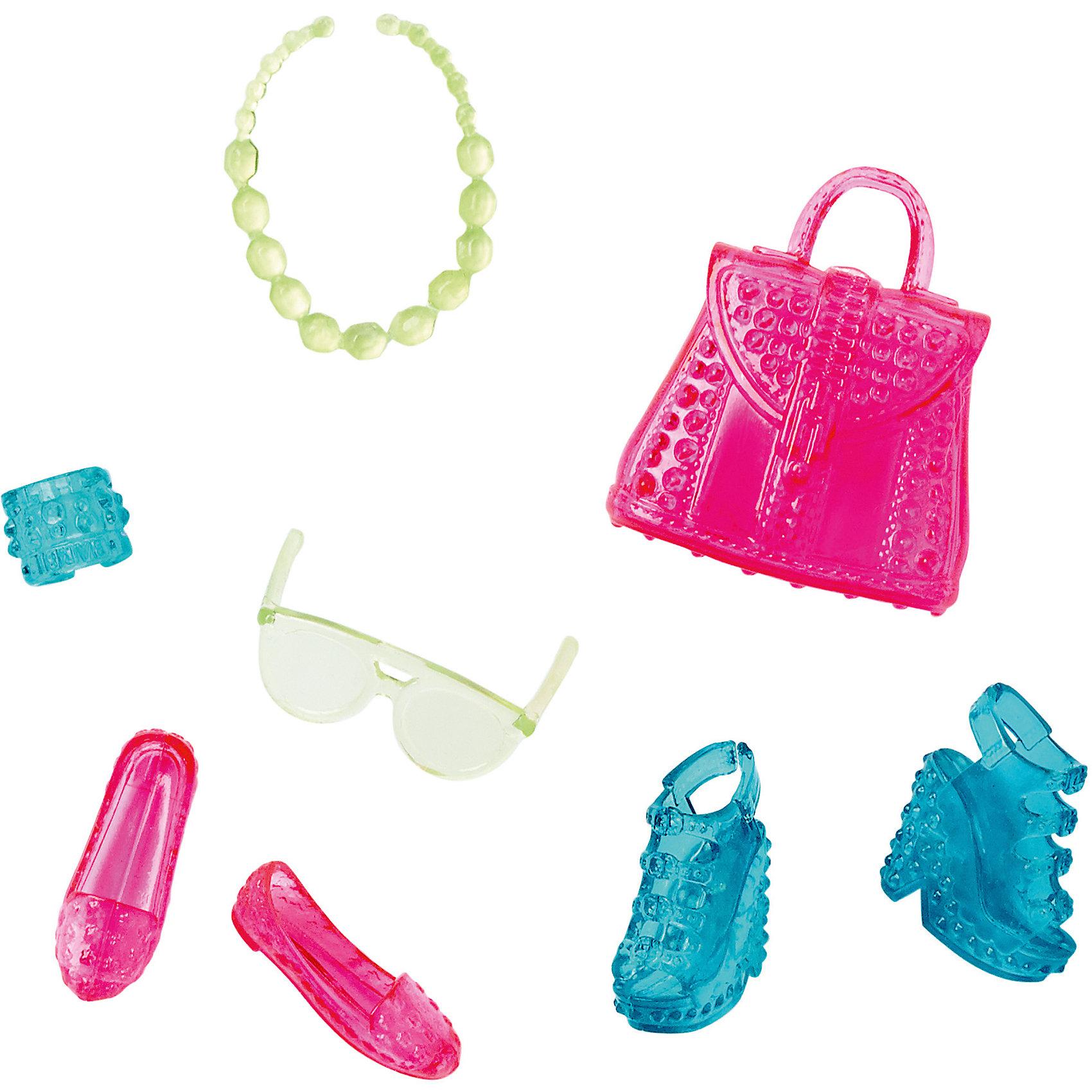Mattel Набор Игра с модой, Barbie куклы и одежда для кукол barbie mattel кен из серии игра с модой fnh40