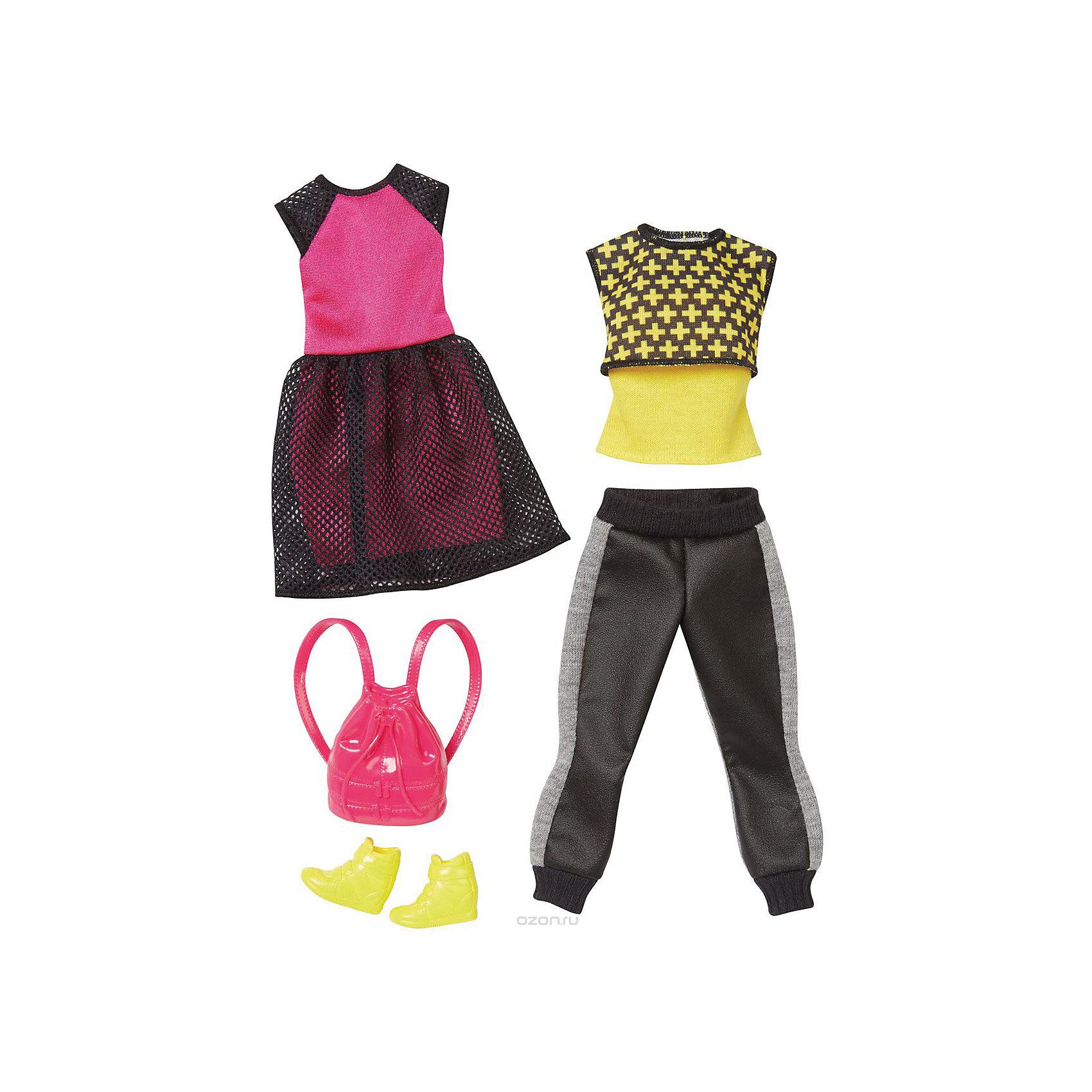 Mattel Набор модной одежды, Barbie mattel mattel кукла ever after high мишель мермейд