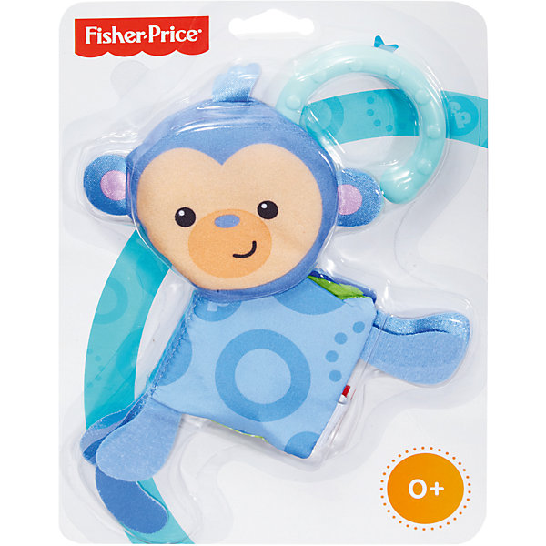 Мягкая книжка, Fisher-PriceКнижки-игрушки<br>Отличный подарок ребенку - Мягкие книжки от Fisher-Price. Они сделаны в виде зверей  - это игрушечный друг из плюша и красочно иллюстрированная книжка одновременно! Книжка состоит из мягких шуршащих страниц, которые малыш может переворачивать, в ней есть «дневные» и «ночные» картинки. Благодаря кольцу игрушку можно цеплять и брать с собой куда угодно. Она - небольшого размера и весит совсем немного. <br>Игрушка имеет такой размер, при котором ребенку удобно держать её в руках, а также брать с собой в гости или на прогулку. Такие игрушки помогают развить мелкую моторику, логическое мышление и воображение ребенка, а также познавать окружающий мир. Эта игрушка выполнена из высококачественного материала, безопасного для детей.<br>  <br>Дополнительная информация:<br><br>цвет: разноцветный;<br>материал: пластик, текстиль;<br>комплектация: с кольцом-держателем;<br>размер упаковки: 16,5х23х2,5 см;<br>вес: 83 г.<br><br>Мягкие книжки Fisher-Price от компании Mattel можно купить в нашем магазине.<br><br>Ширина мм: 25<br>Глубина мм: 165<br>Высота мм: 230<br>Вес г: 83<br>Возраст от месяцев: 0<br>Возраст до месяцев: 18<br>Пол: Унисекс<br>Возраст: Детский<br>SKU: 4791097