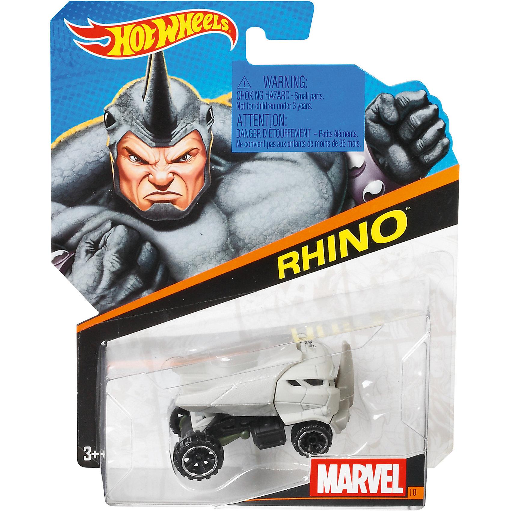 Машинка героев Marvel, Hot WheelsОтличный подарок для любителей комиксов Marvel про супергероев - машинки от Hot Wheels. В каждой машинке можно легко узнать прототип. Из машинок в масштабе 1:64 можно собрать коллекцию!<br> Игрушка выполнена так, что с виду она кажется точной копией настоящей машины супергероя благодаря внимательному отношению к деталям. <br>Игрушка имеет такой размер, при котором ребенку удобно держать её в руках, а также брать с собой в гости или на прогулку. Такие игрушки помогают развить мелкую моторику, логическое мышление и воображение ребенка. Эта игрушка выполнена из высококачественного прочного пластика, безопасного для детей.<br>  <br>Дополнительная информация:<br><br>масштаб: 1:64; <br>цвет: разноцветный;<br>материал: пластик.<br><br>Машинки героев Marvel, Hot Wheels (Хот Вилс) от компании Mattel можно купить в нашем магазине.<br><br>Ширина мм: 145<br>Глубина мм: 50<br>Высота мм: 170<br>Вес г: 54<br>Возраст от месяцев: 36<br>Возраст до месяцев: 84<br>Пол: Мужской<br>Возраст: Детский<br>SKU: 4791108